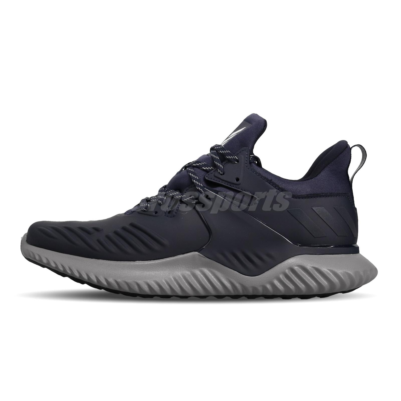 adidas AlphaBounce Beyond 2 M Navy Grey Mens Running Shoes Bounce G28831