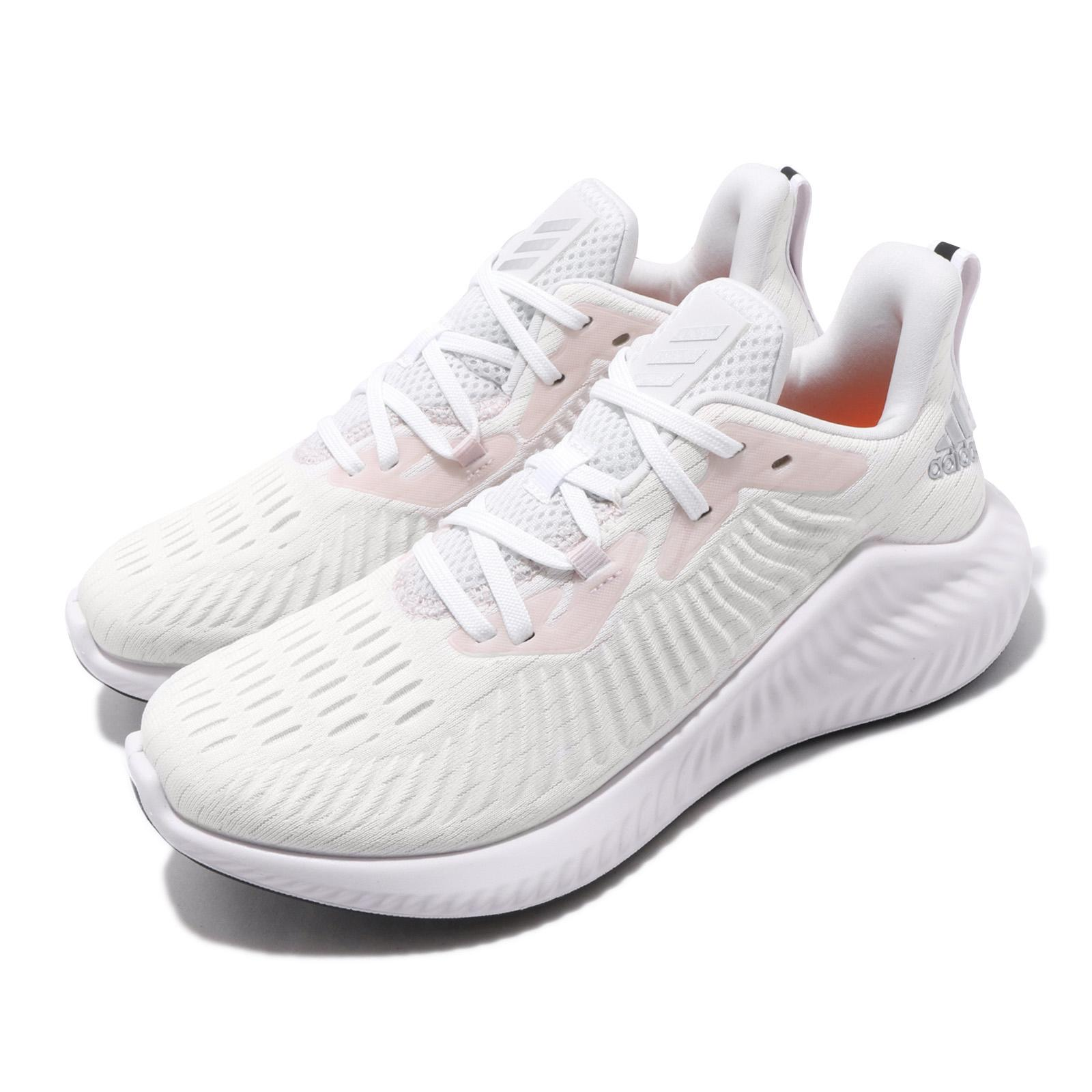 adidas AlphaBounce Plus W Crystal White