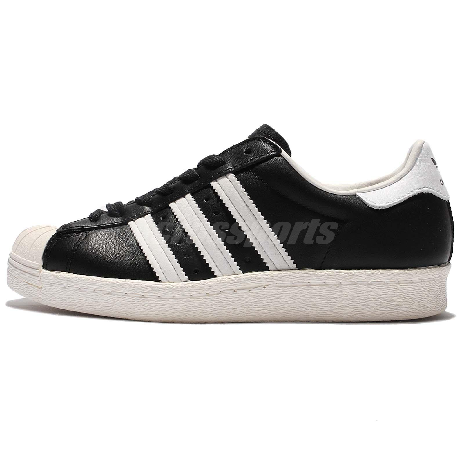 separation shoes 82145 5ae37 adidas Originals Superstar 80s Black White Men Classic Shoes Sneakers G61069