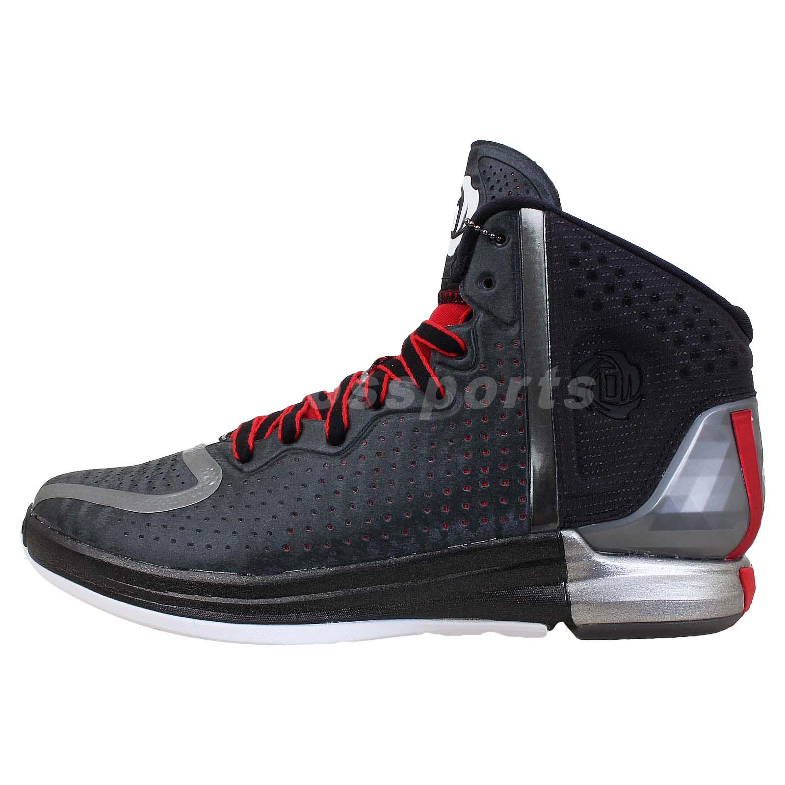 Adidas D Rose 4 Derrick Chicago Bulls 2013 Mens Basketball ...