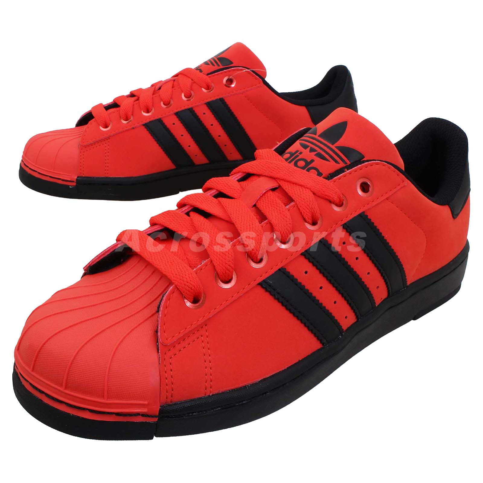 adidas superstar black and red>>adidas white superstar 2 ...