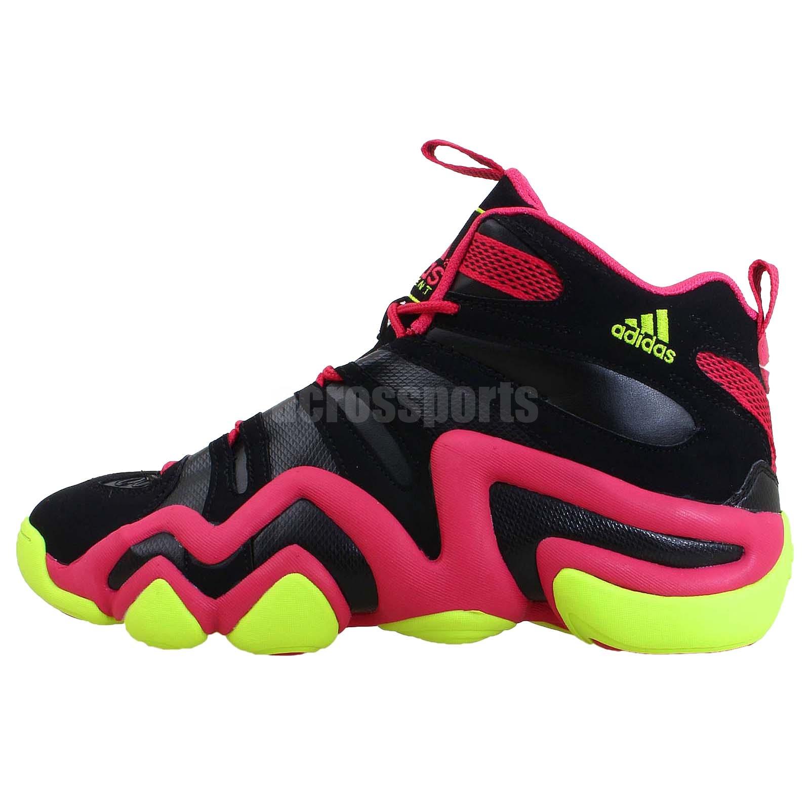 sale retailer 4cd68 5196d Details about Adidas Crazy 8 Kobe Bryant I Love Mom Black Pink 2014
