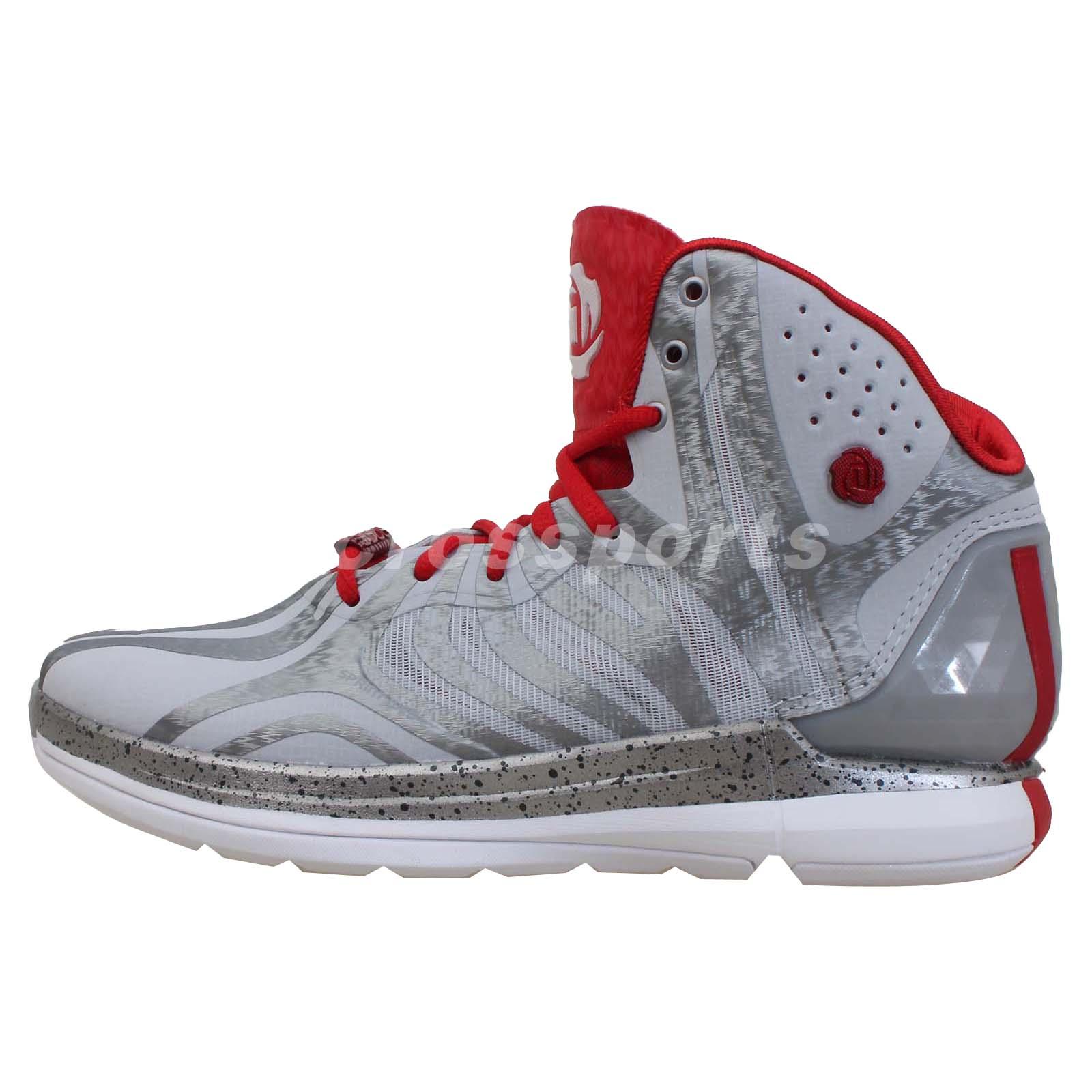 Adidas D Rose 4.5 J Derrick Tiger Chicago 2014 Youth Boys ...