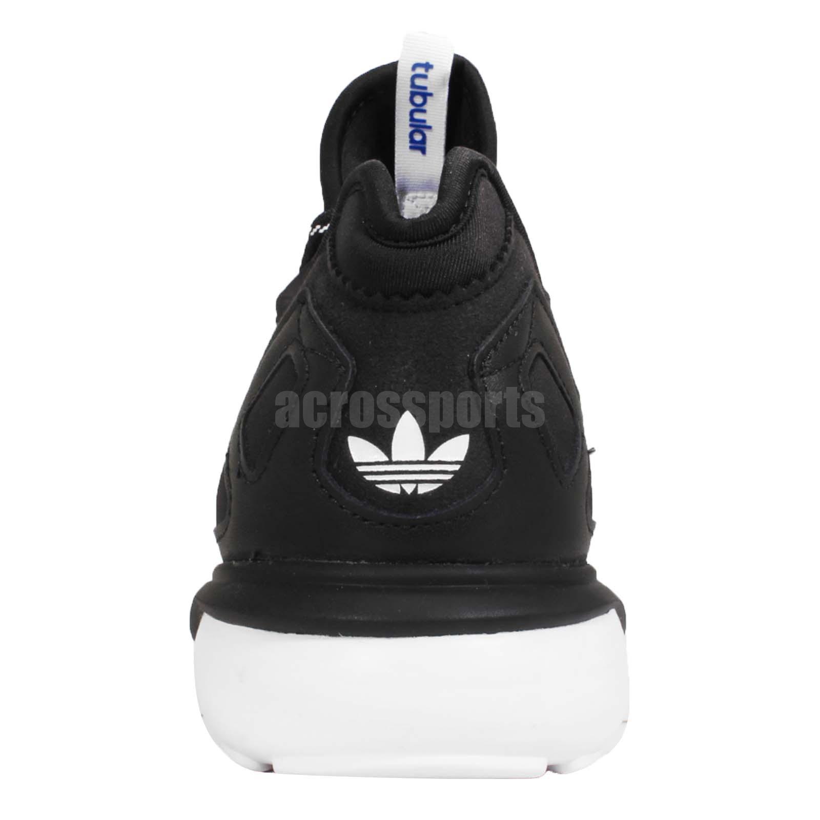 online retailer 92a04 9e7ca adidas Originals Tubular Runner Black Mens Running Shoes Sneakers Y3 ...