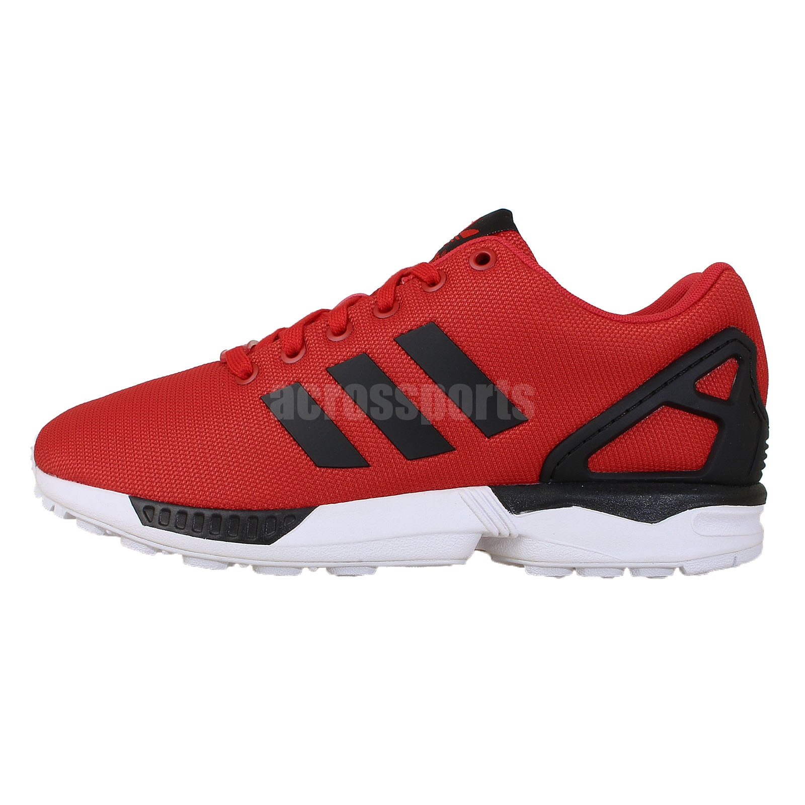 new styles 9d407 b7e2d adidas shoes zx flux red