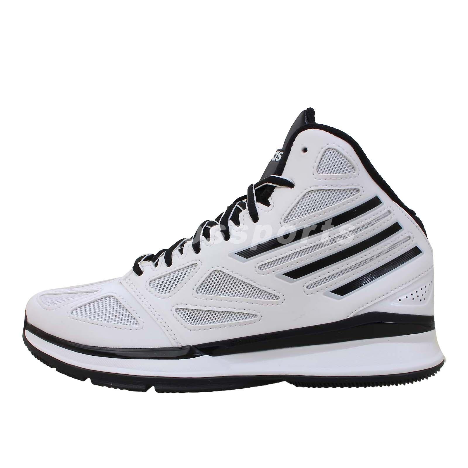 Adidas Boy S Youth Ghost Basketball Shoe Royal White Black