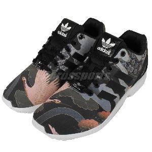 topowe marki nowa wysoka jakość Darmowa dostawa adidas rita ora zx flux japan geisha womens trainers | Adidou