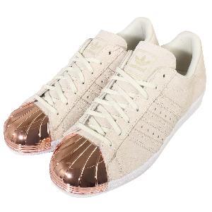 cheaper 4ea7b 0ef11 adidas superstar 80s metal toe rose gold
