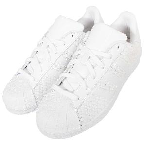 sports shoes 605e8 9580d Adidas Superstar White Snakeskin