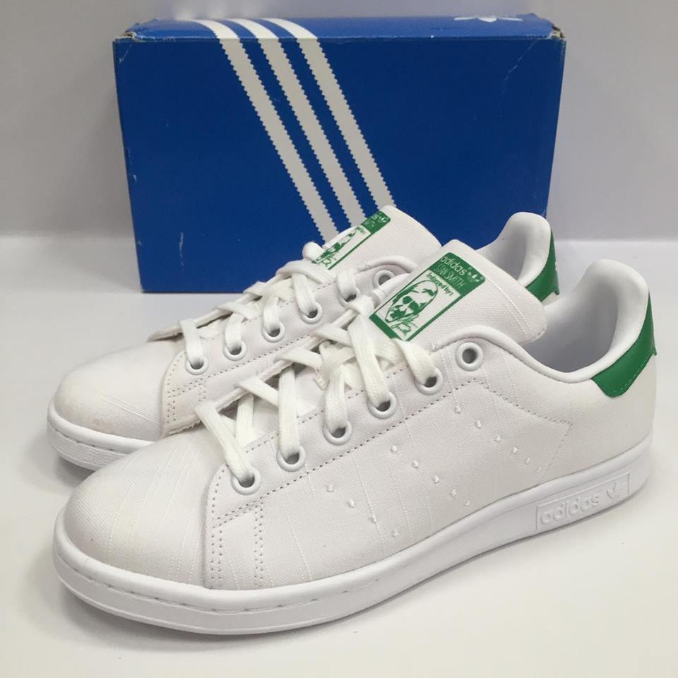 adidas Originals Stan Smith W Canvas Little Defect Womens Casual Shoes  S75560