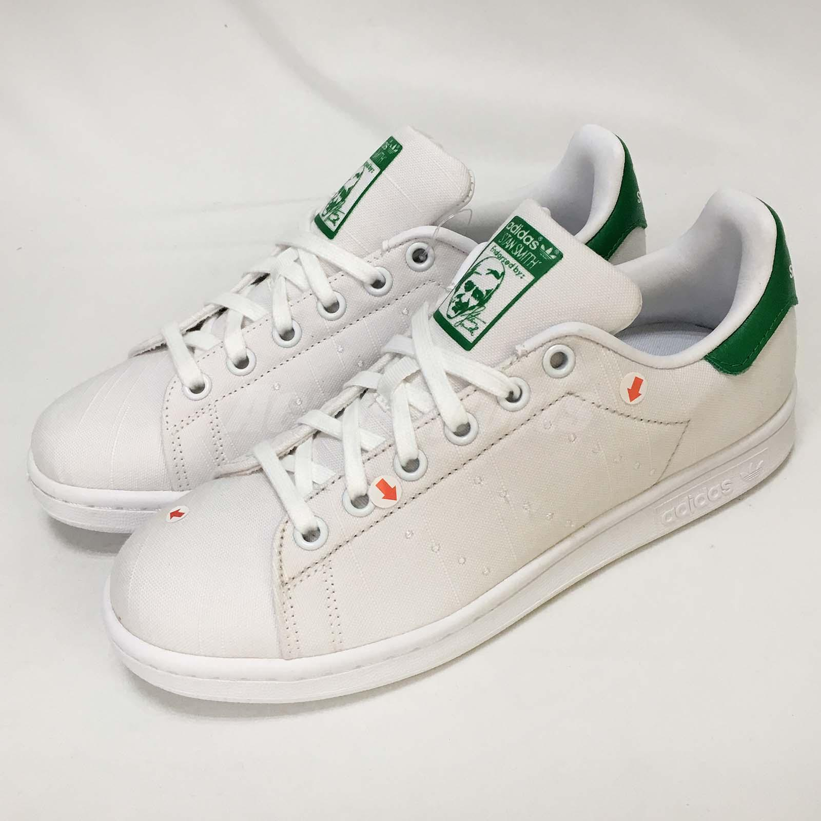 separation shoes 3ba1e 28544 Details about adidas Original Stan Smith W Both Feet With Serious Stain  Women Shoes S75560
