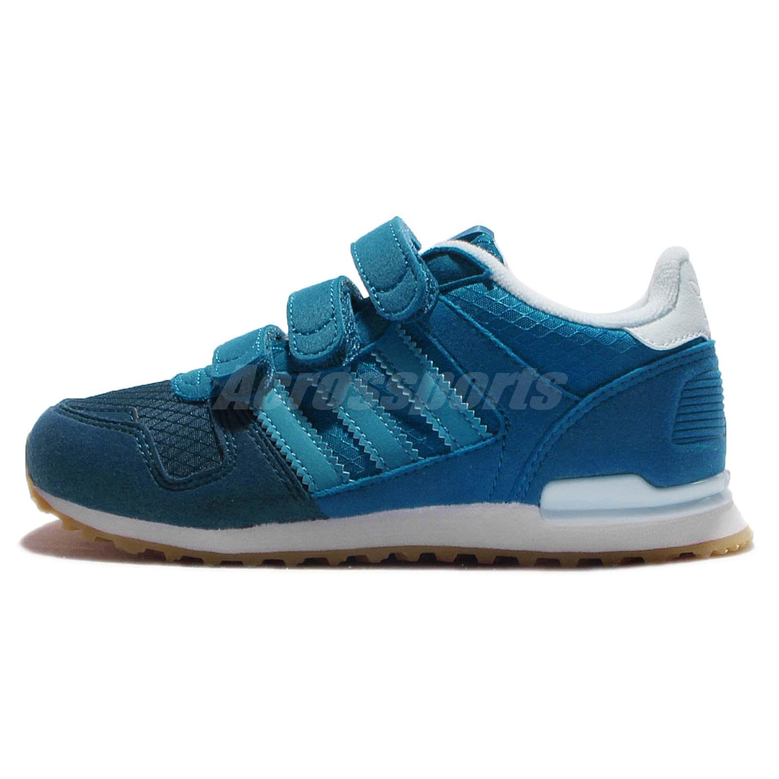 reputable site a354d 63e38 ... best price adidas originals zx 700 cf c suede blue gum kids junior shoes  sneakers s76245