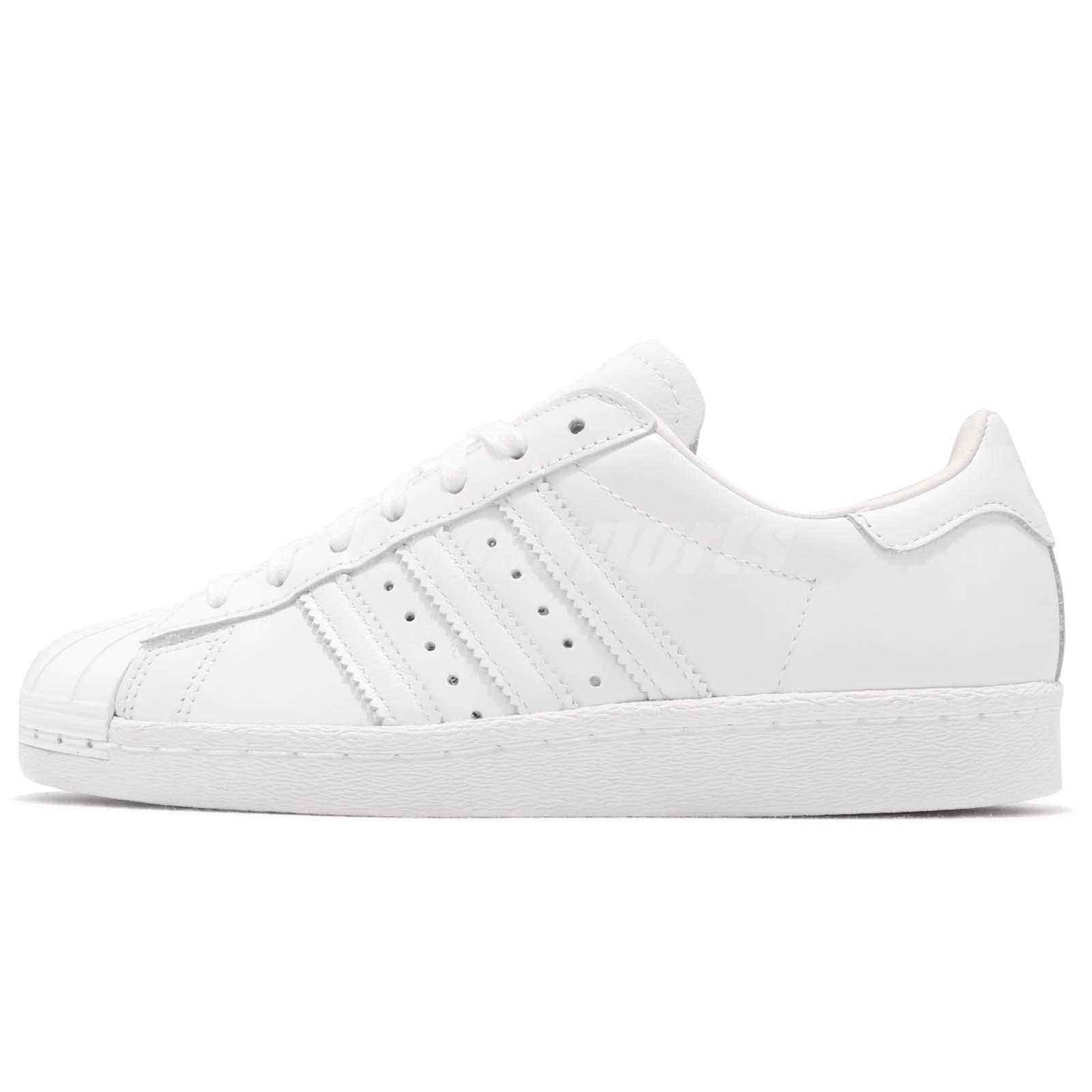 pretty nice 6586d 936e6 adidas Originals Superstar 80s Metal Toe W White Women Casual Shoes S76540
