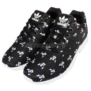 detailed look 09566 944ee adidas-black-originals-x-rita-ora-pug-print-zx-flux -trainers-product-0-750423863-normal.jpeg