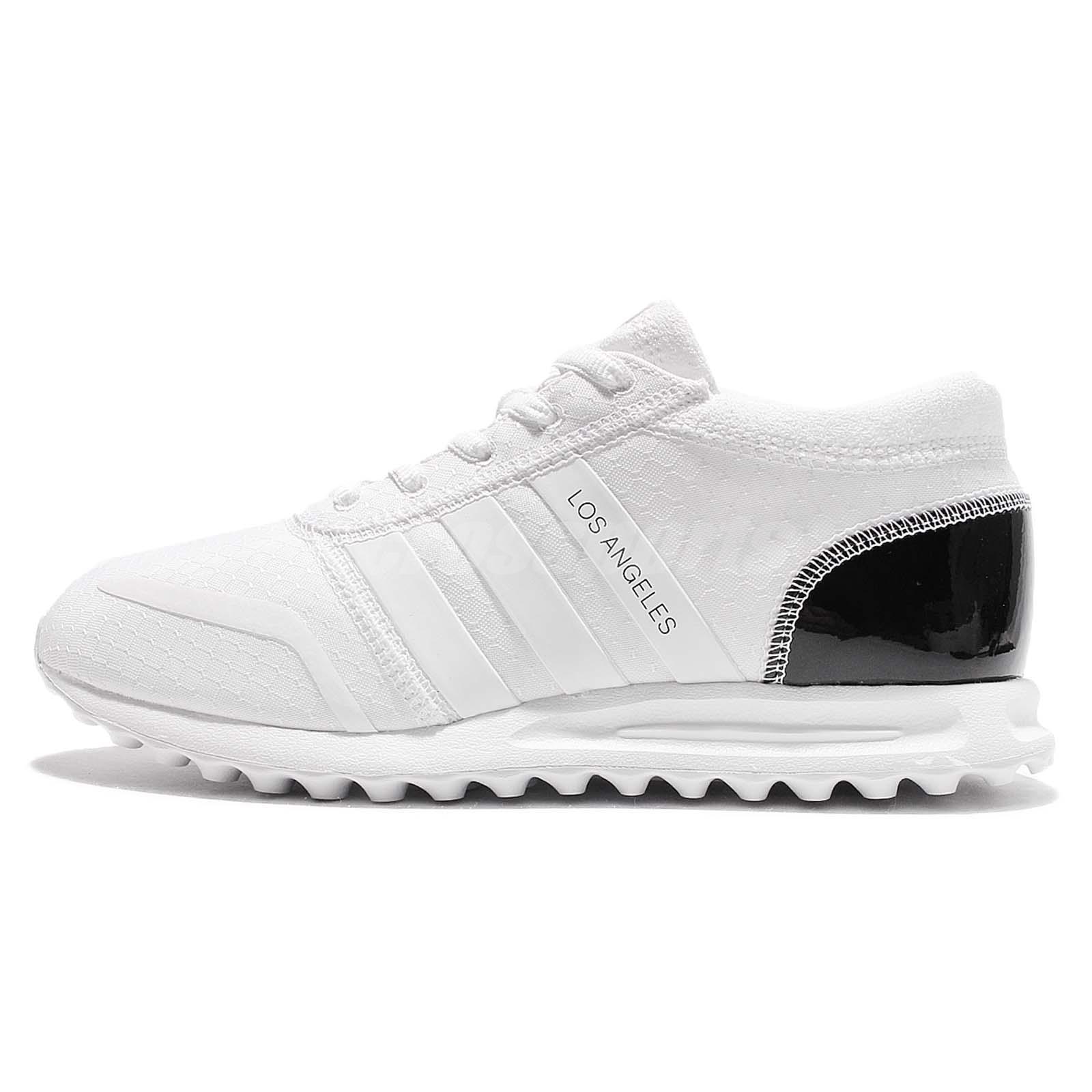 adidas Originals Los Angeles W White Black Women Running Shoe LA Trainers  S79765