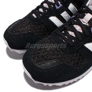 558be94594522 ... adidas Originals ZX 700 W Black White Womens Vintage Running Shoes  S79795