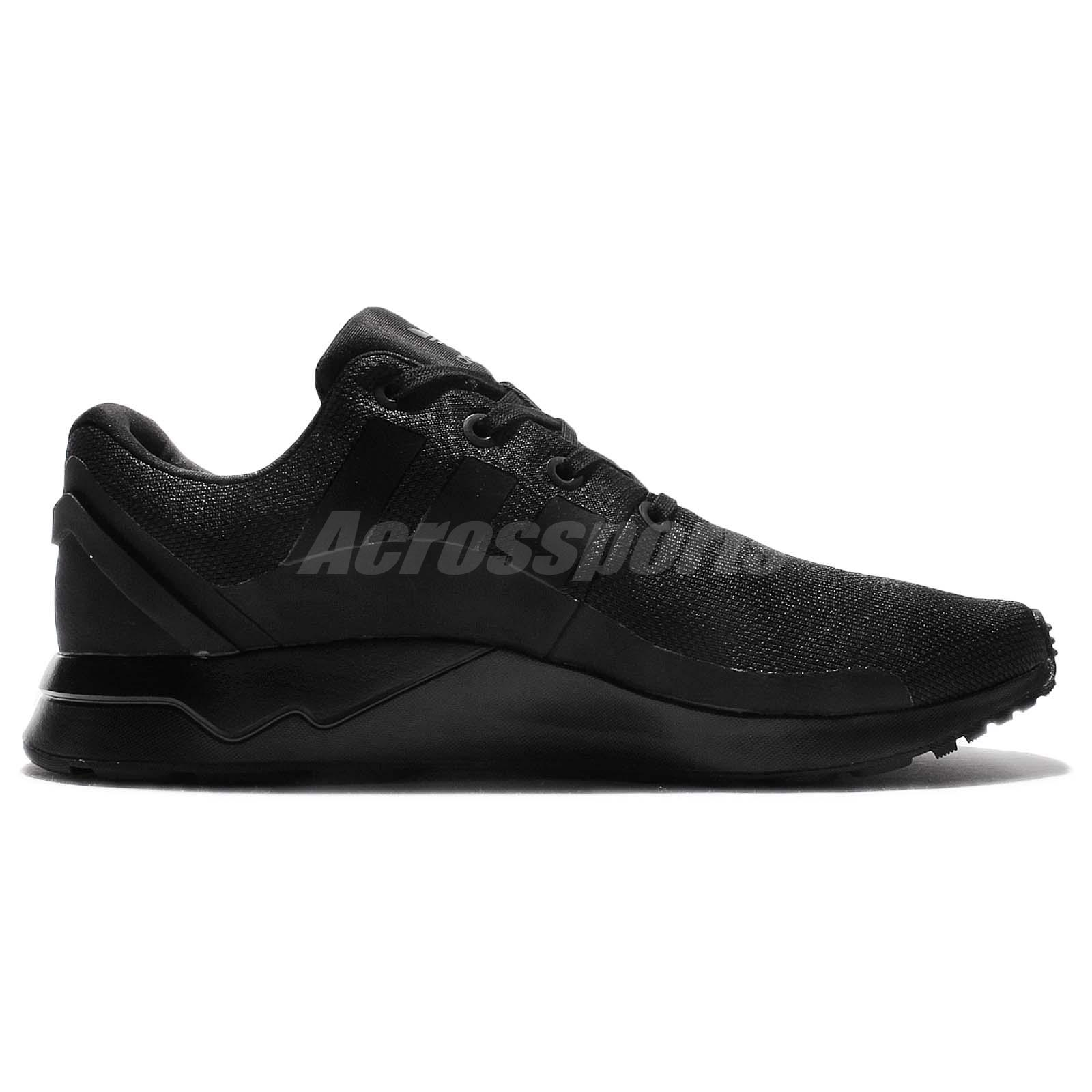 new style 6beff b3990 coupon for zx flux black mens 00802 9da71