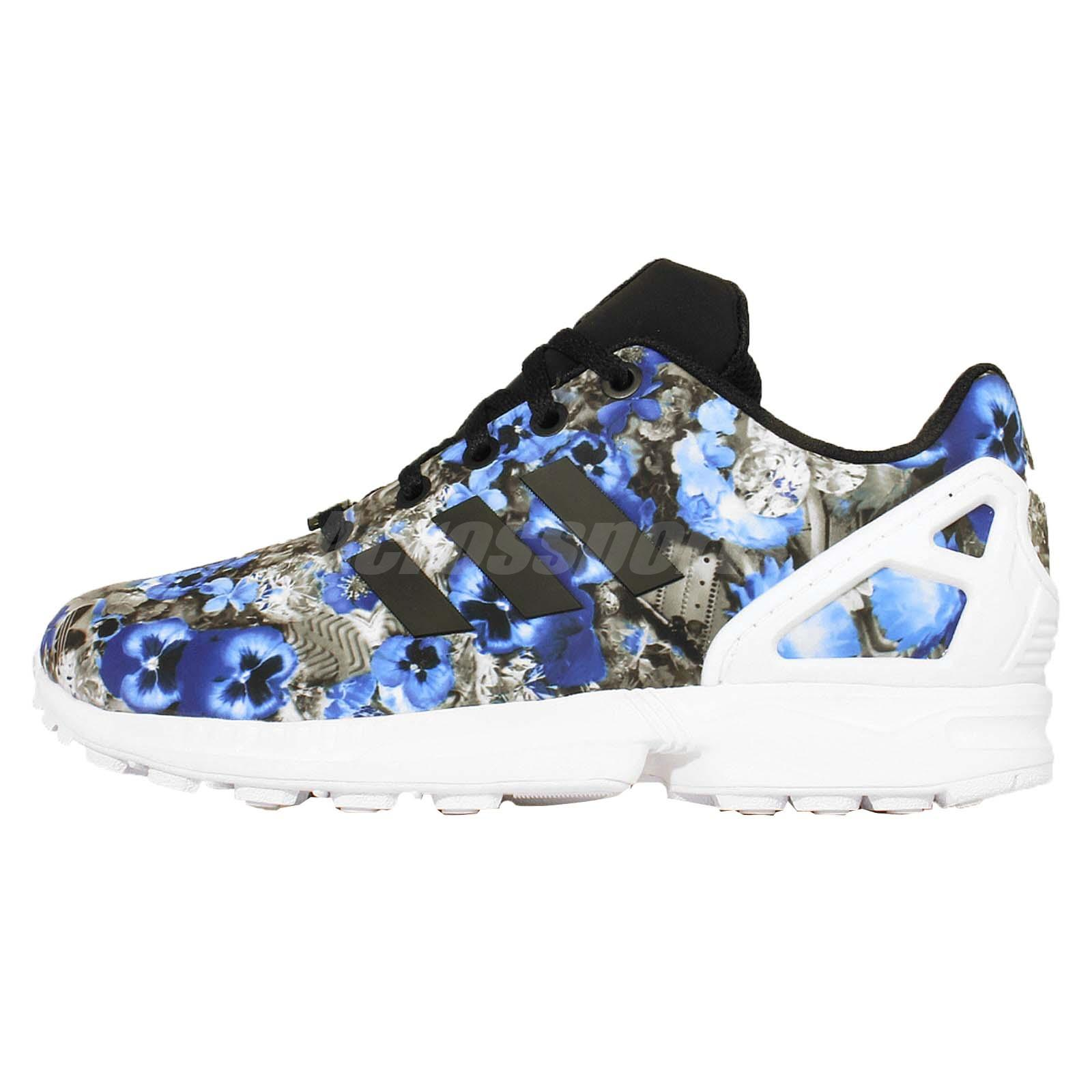 various colors 1009f 899cf adidas zx flux youth