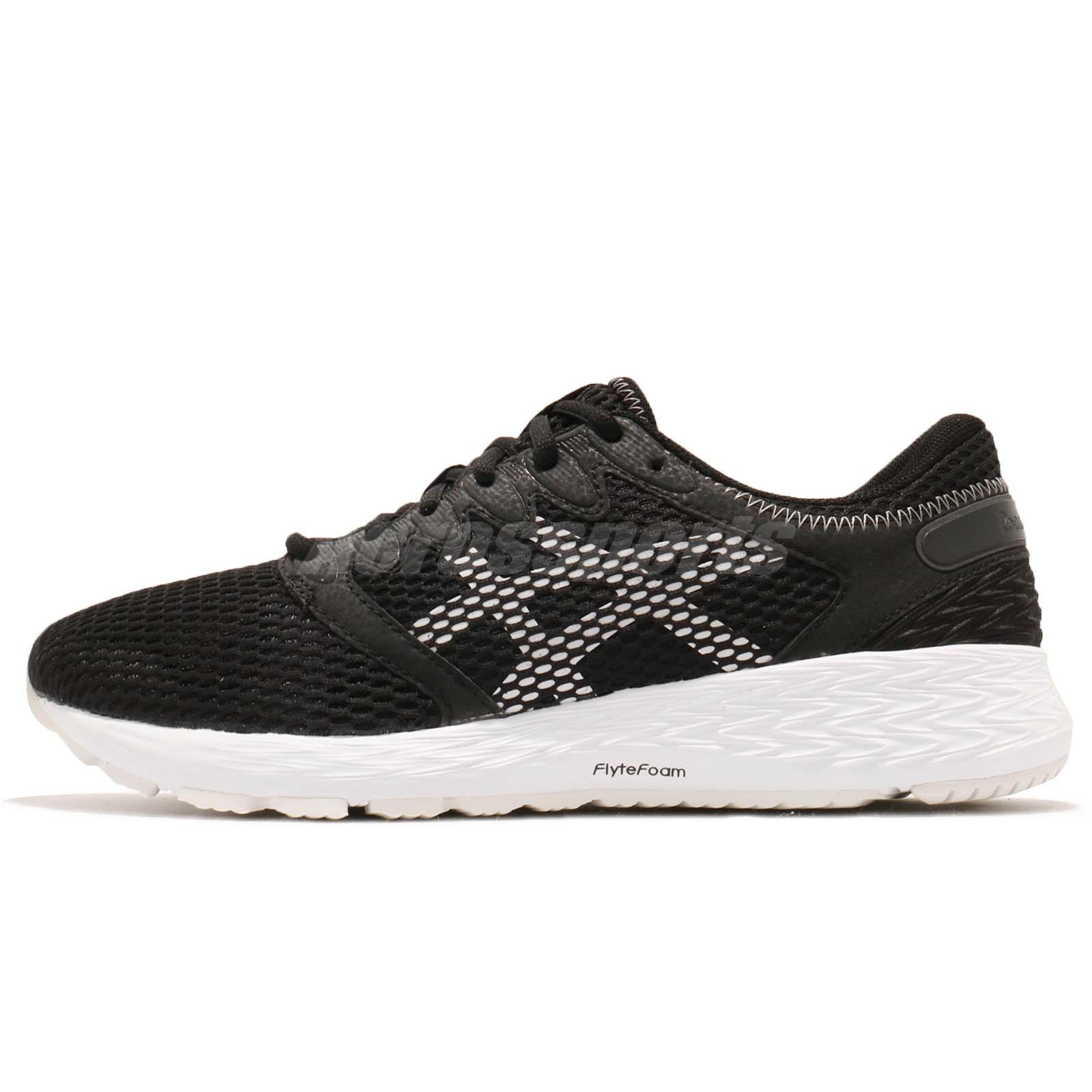 327ead32 Details about Asics RoadHawk FF2 Black White Men Running Casual Shoes  Sneakers 1011A136-001