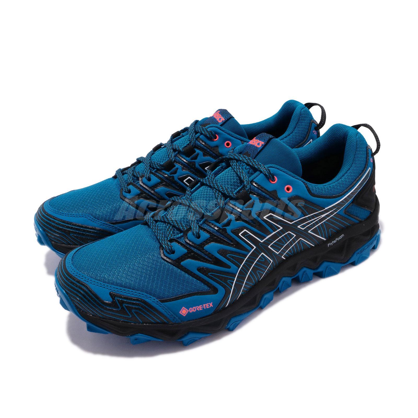 suurin alennus poimittu Alin hinta Details about Asics Gel-Fujitrabuco 7 GTX Gore-Tex Electric Blue Men  Running Shoe 1011A209-400