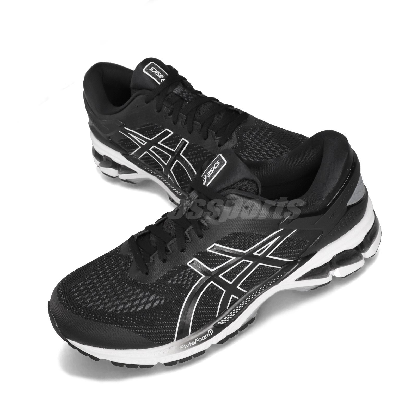 Details about Asics Gel Kayano 26 Mens Running Shoes 1011A541 001 Running Shoes Trainers New show original title