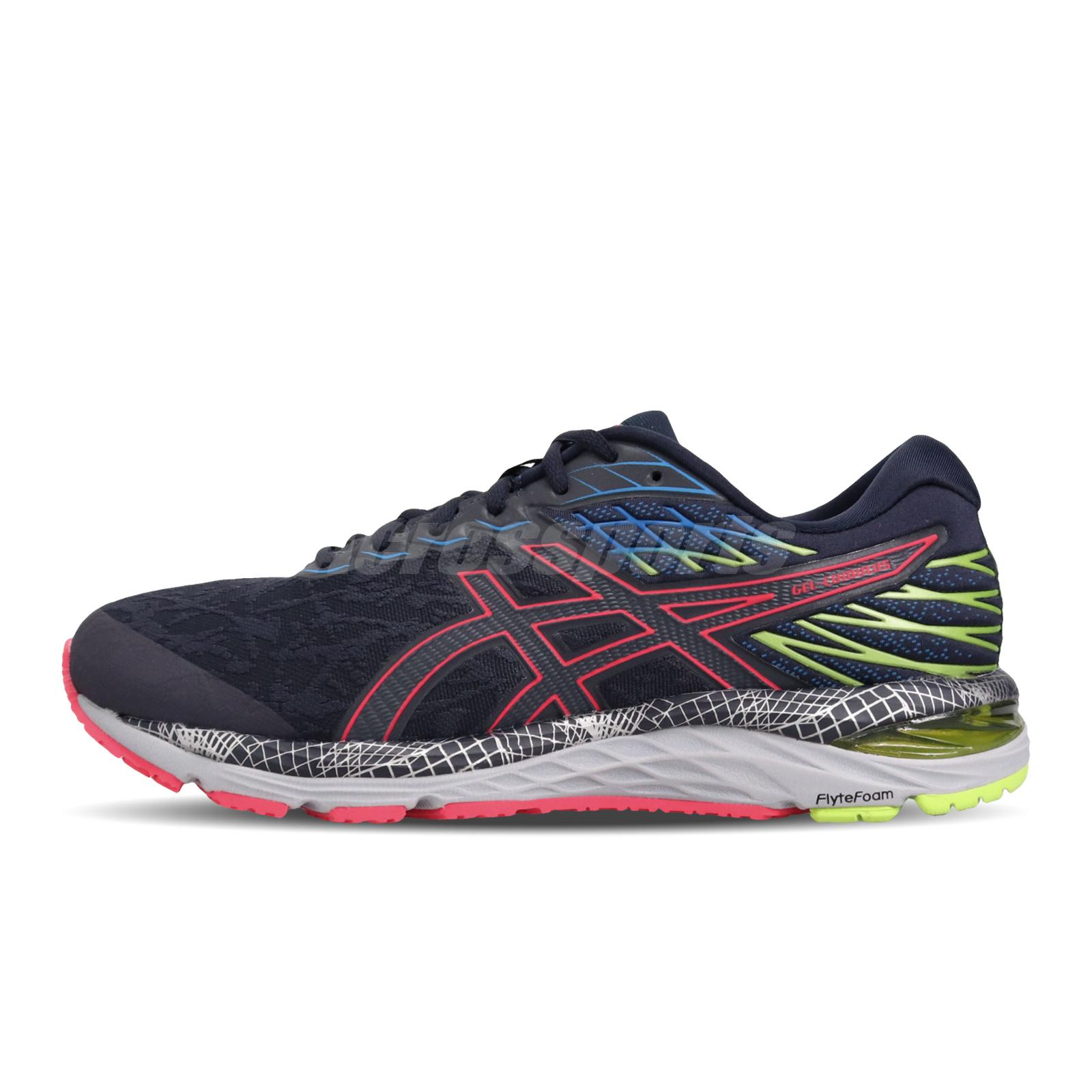 mens mizuno running shoes size 9.5 inches heels