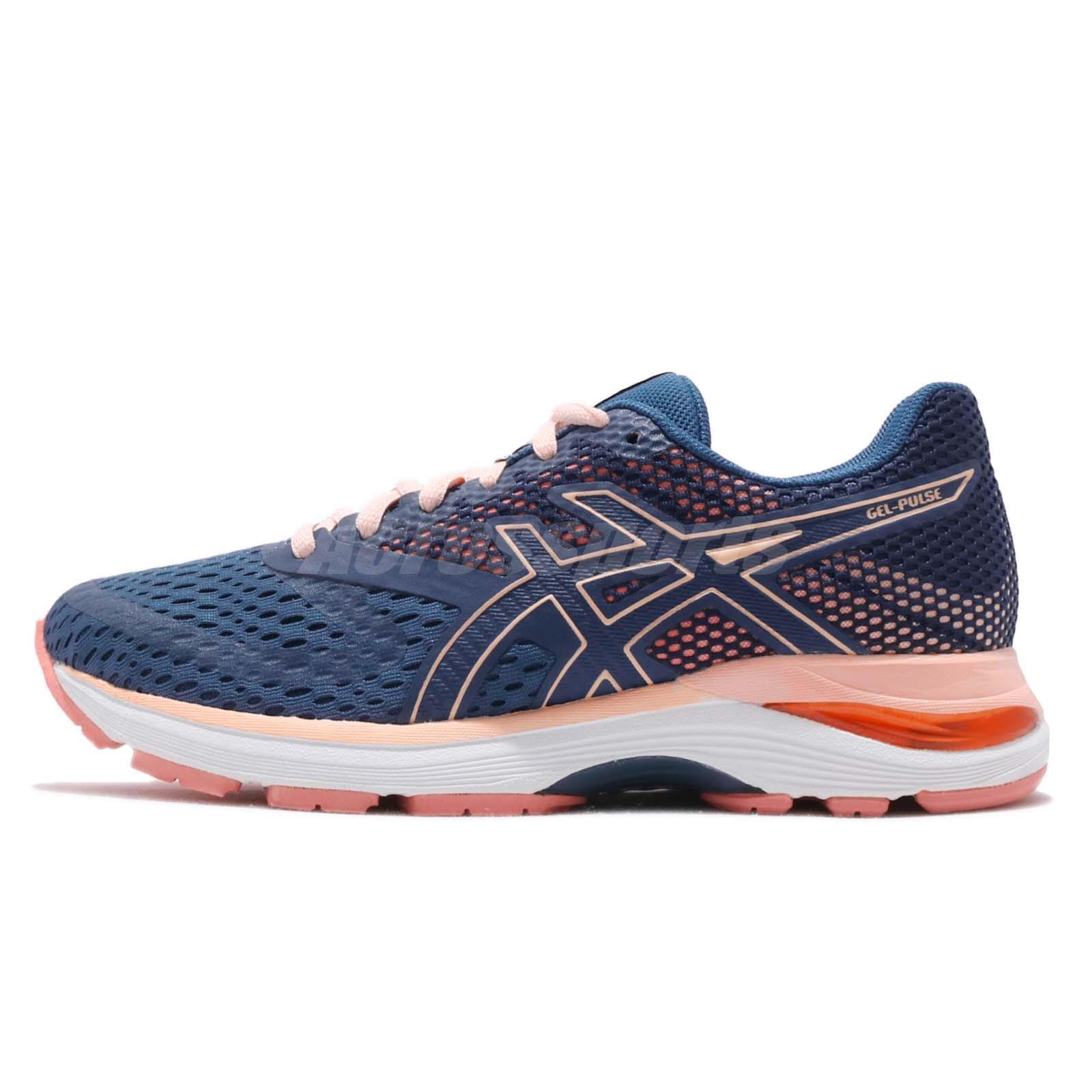 5f64e9fc6bc Asics Gel-Pulse 10 Grand Shark Baked Pink Women Running Shoes 1012A010-402