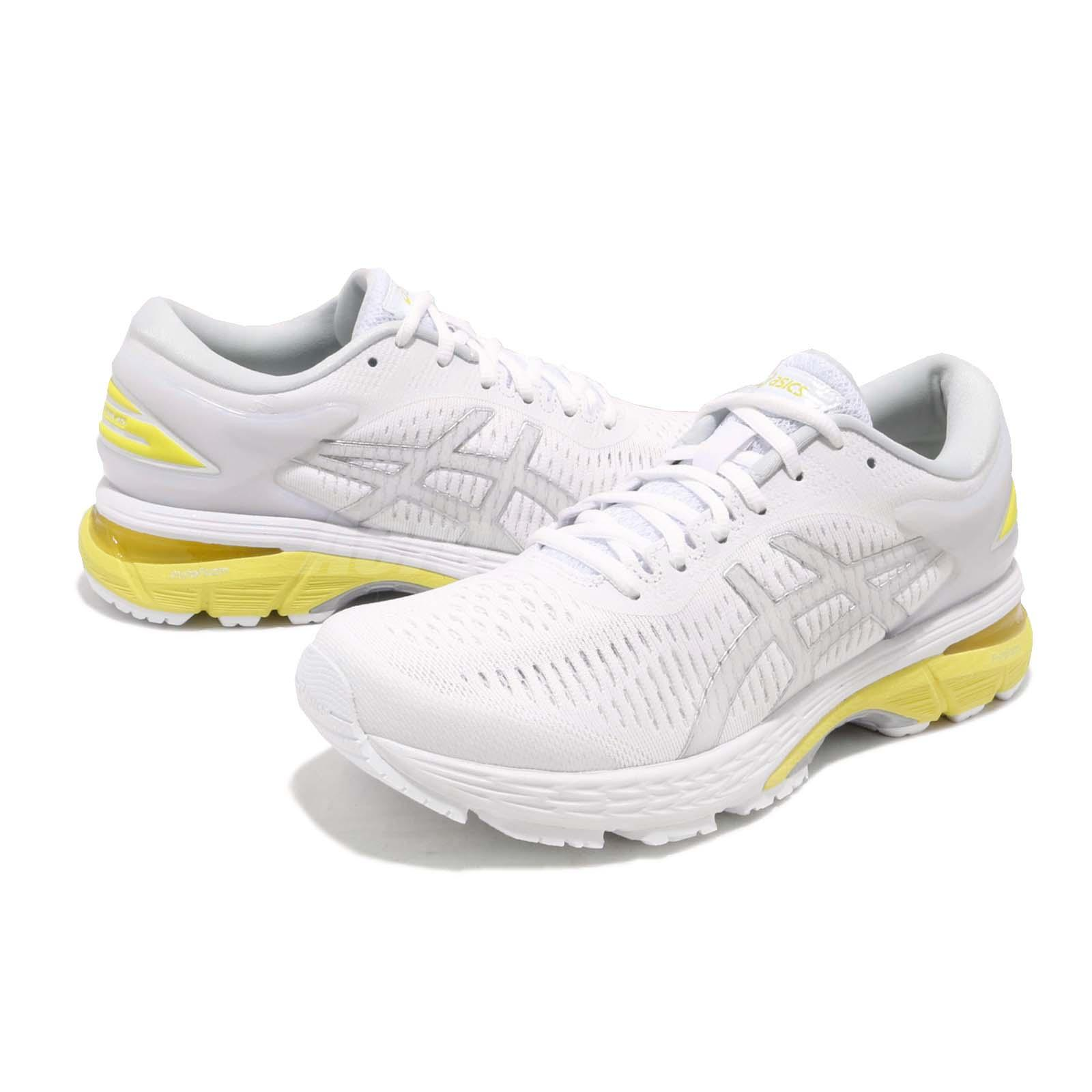 60% discount running shoes promo codes Details about Asics Gel Kayano 25 White Lemon Spark Women Running Shoes  Sneakers 1012A026-101