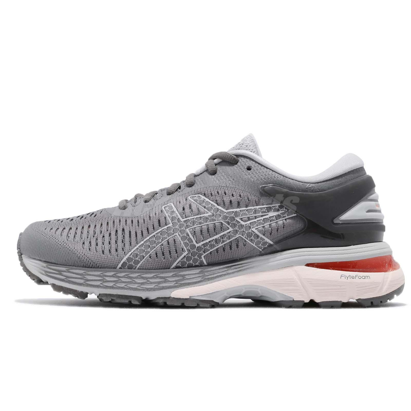 c05da24030d4 Details about Asics Gel-Kayano 25 D Wide Carbon Grey Women Running Shoes  Sneakers 1012A032-020