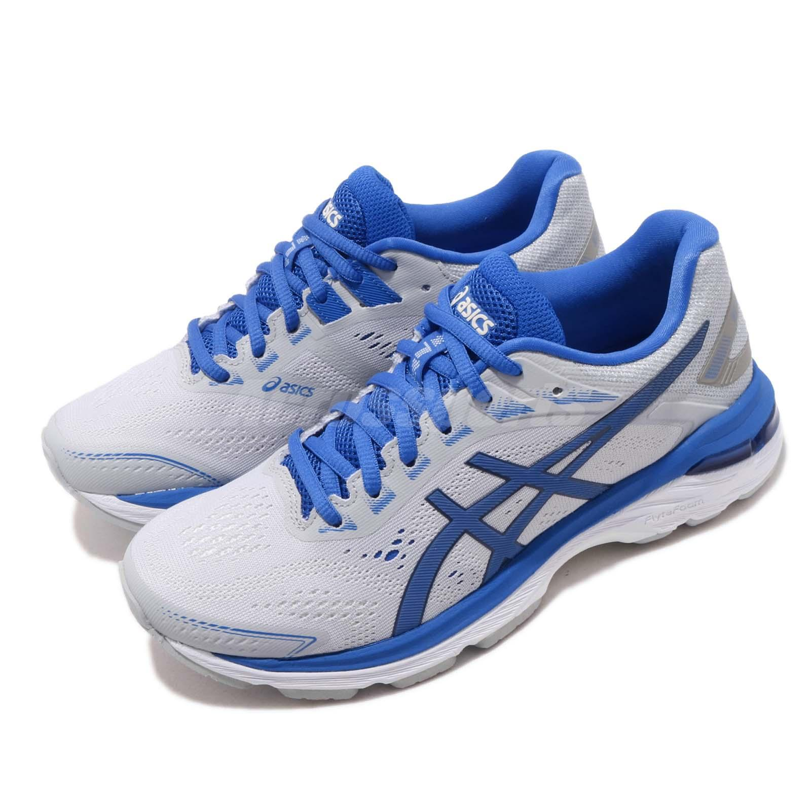 Details about Asics GT2000 7 Lite Show Grey Blue Women Running Shoes Sneakers 1012A186 020