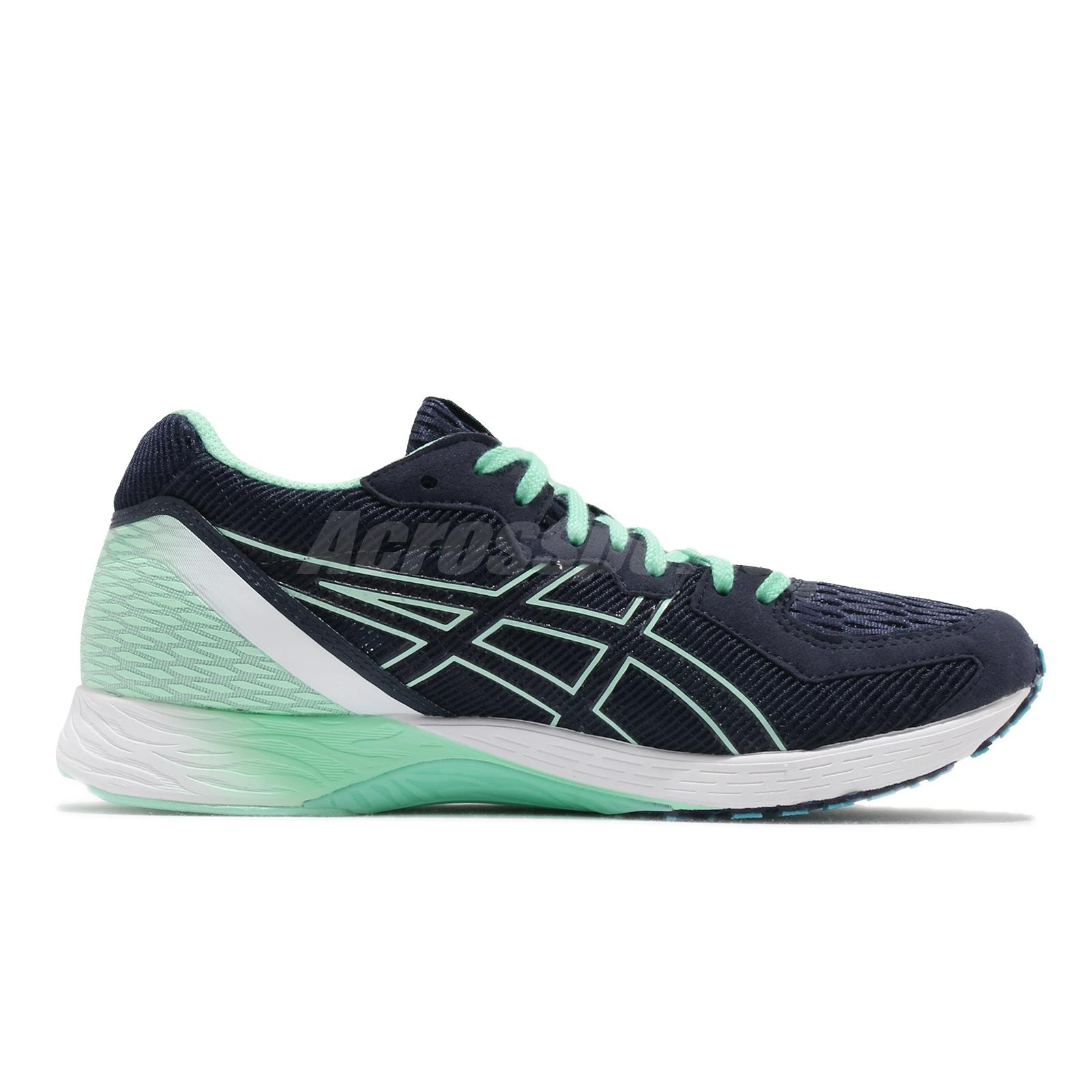 Asics Tartheredge Ice Mint Blue White Womens Running Racing Shoes 1012A463400