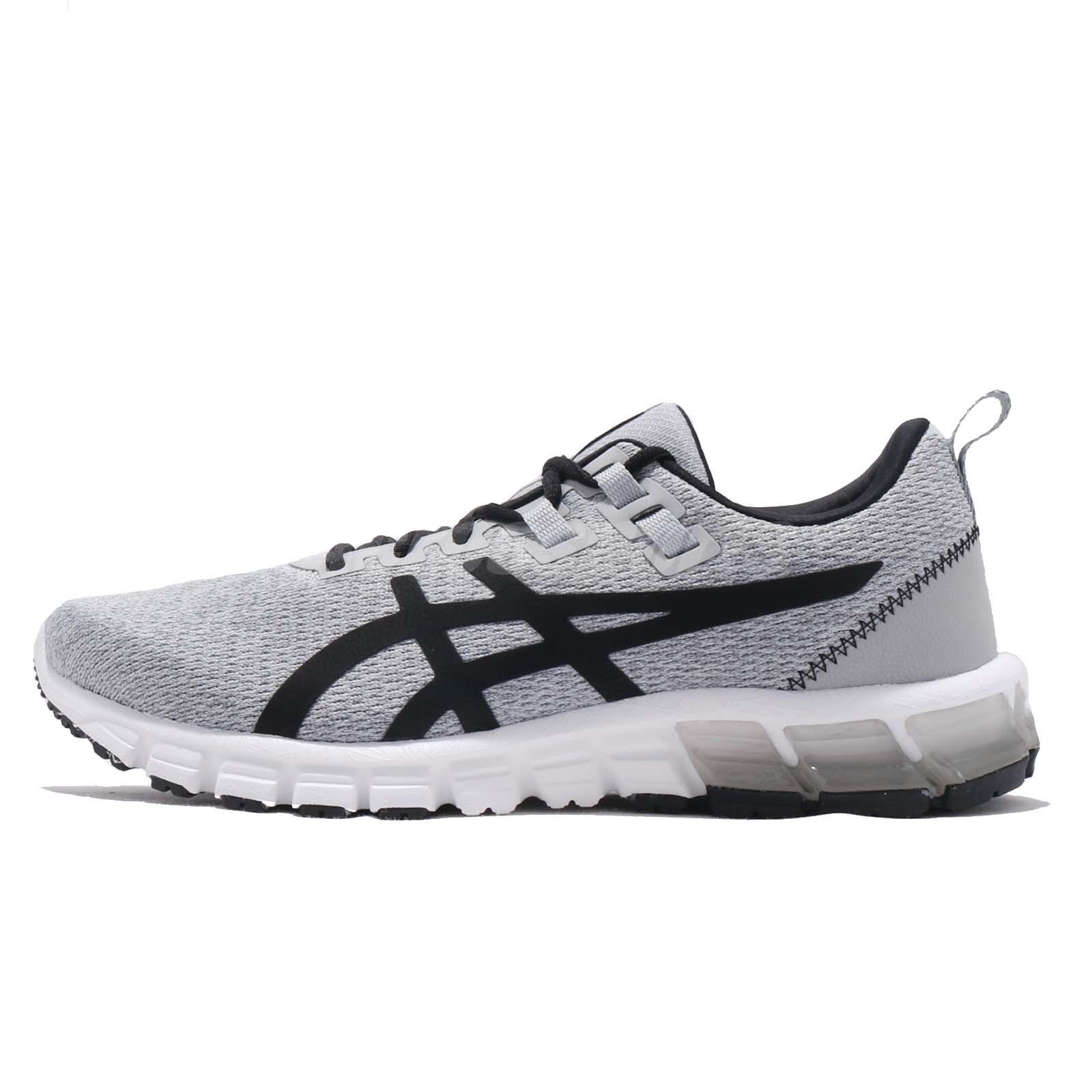 descanso Prevención Exitoso  Asics Gel Quantum 90 Grey Black White Men Running Shoes Sneakers 1021A123-020  | eBay
