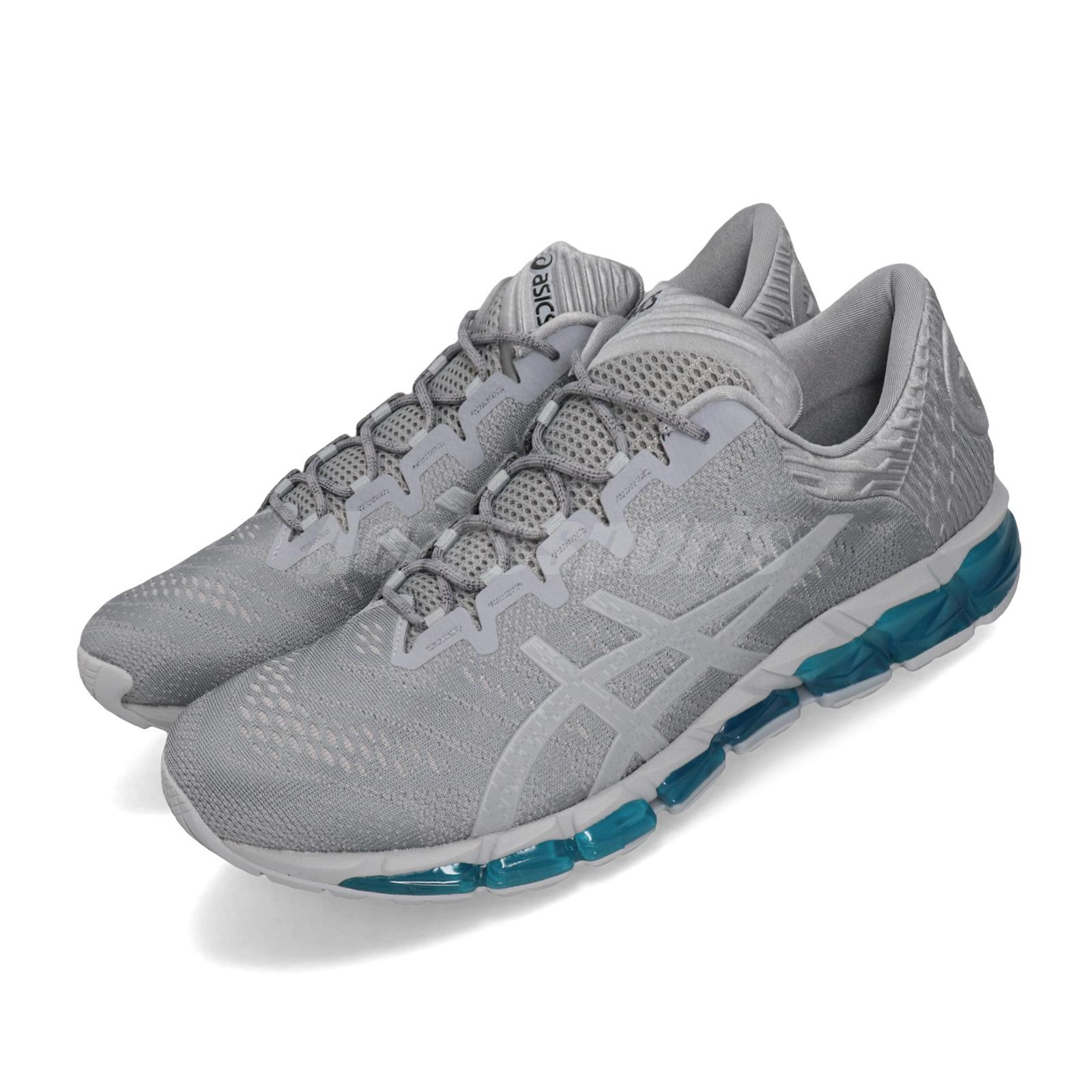 low priced 83338 daf97 Details about Asics Gel-Quantum 360 5 JCQ Grey Blue Men Running Shoes  Sneakers 1021A153-021