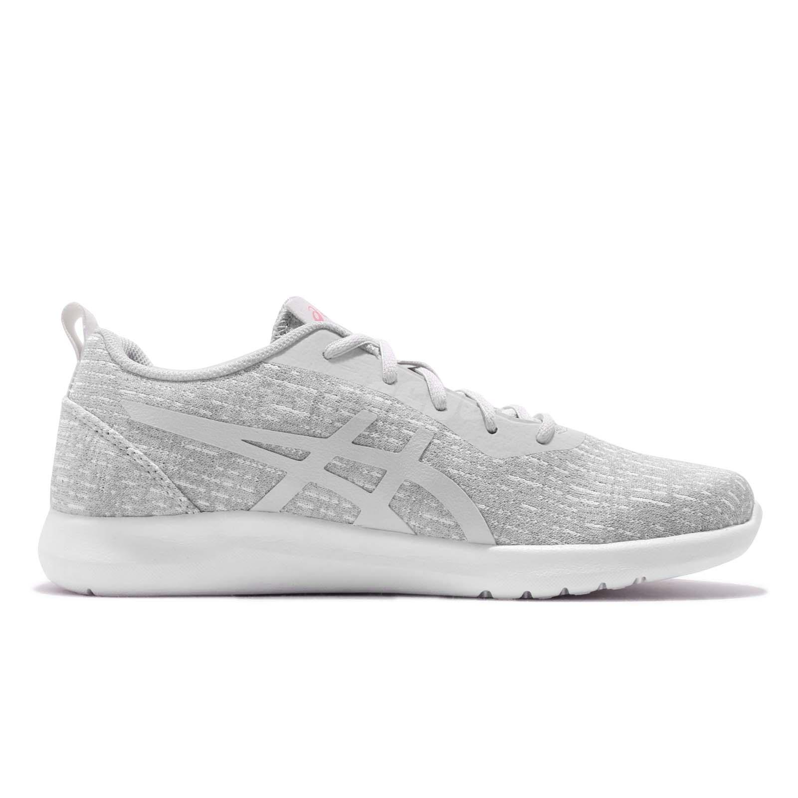 d3001399123 Details about Asics Kanmei 2 Glacier Grey White Womens Running Shoes  Lightweight 1022A011-020