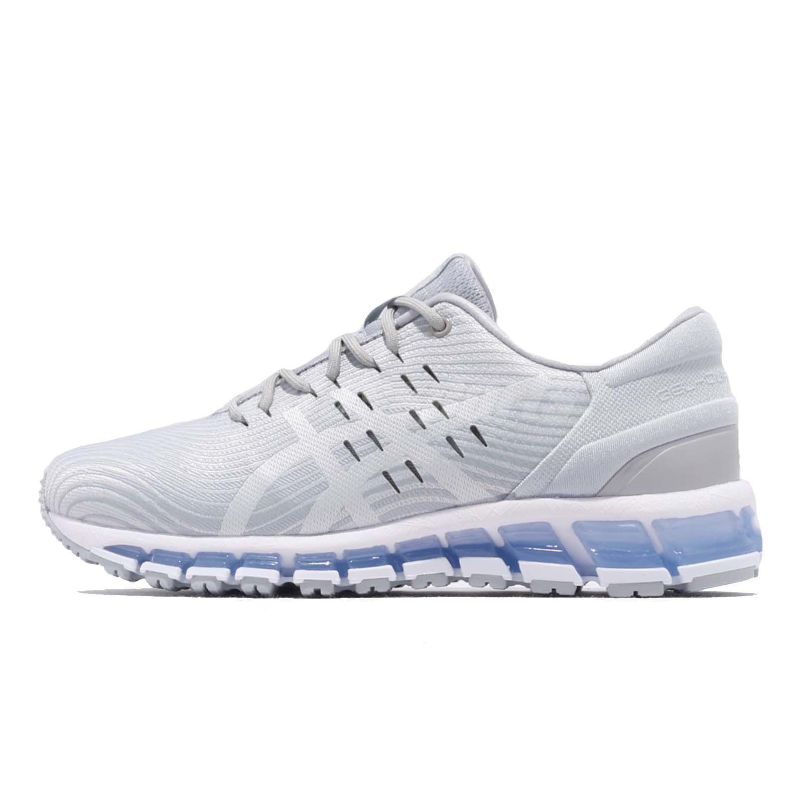 sports shoes 3ef79 6ea6d Details about Asics Gel Quantum 360 4 Glacier Grey Women Running Shoes  Sneakers 1022A029-022