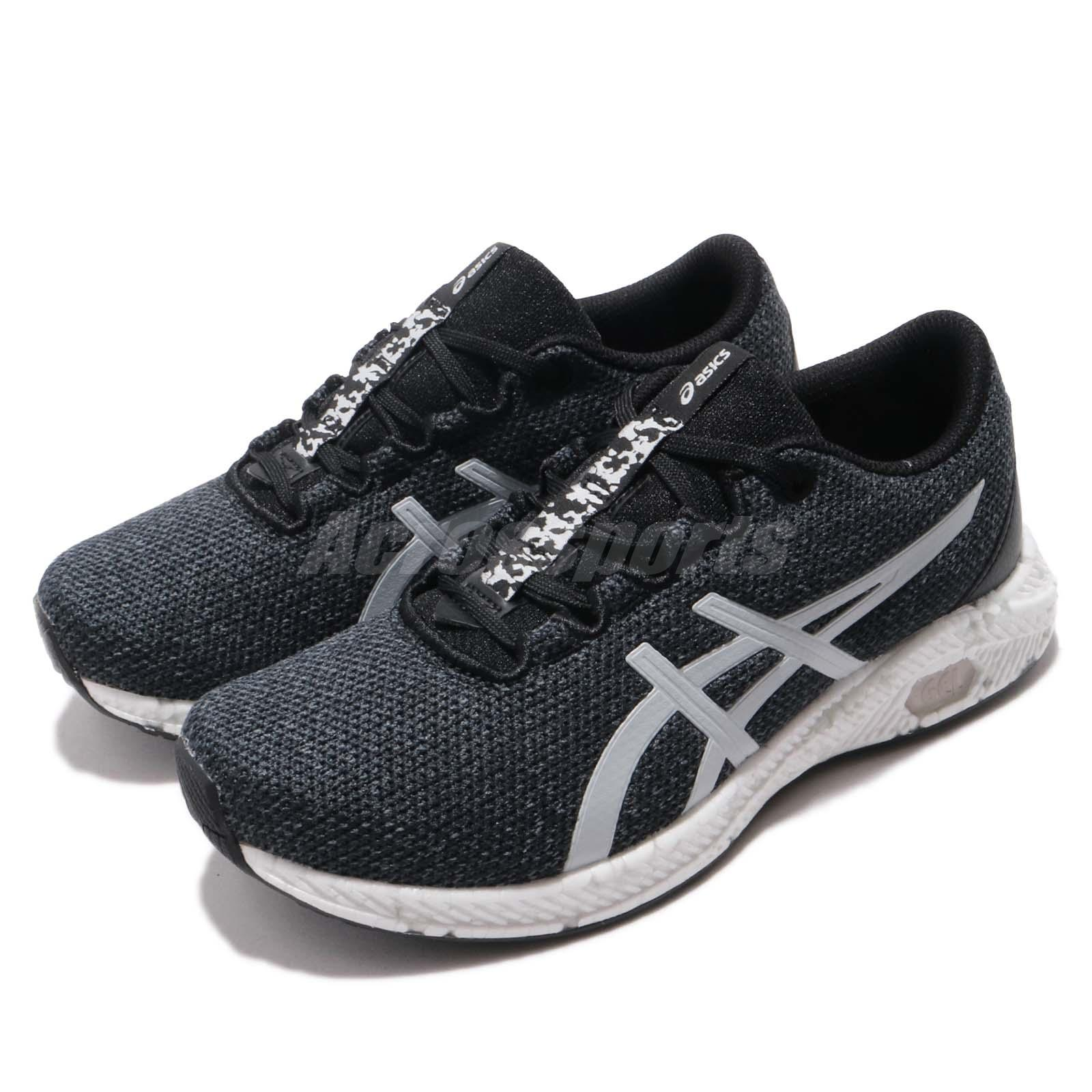 asics womens lifestyle shoes black