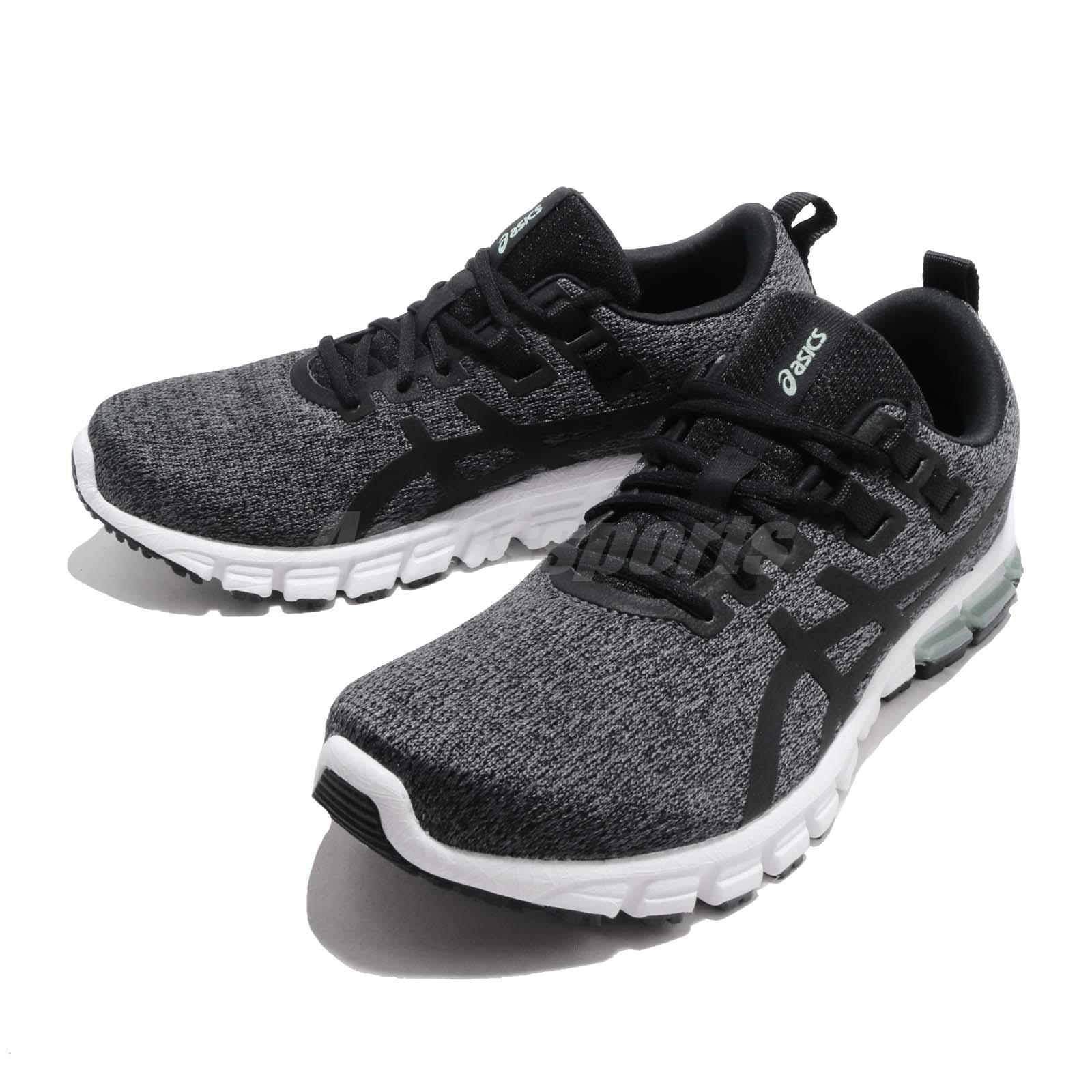 b856f679324214 Details about Asics Gel Quantum 90 Grey Black White Women Running Shoes  Sneakers 1022A115-021