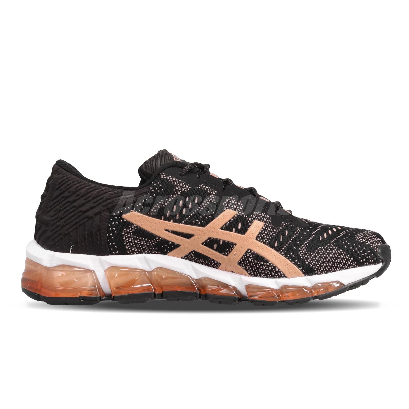 Asics Gel Quantum 360 5 Jcq Black Rose Gold Women Running Shoes 1022a132 002 Ebay