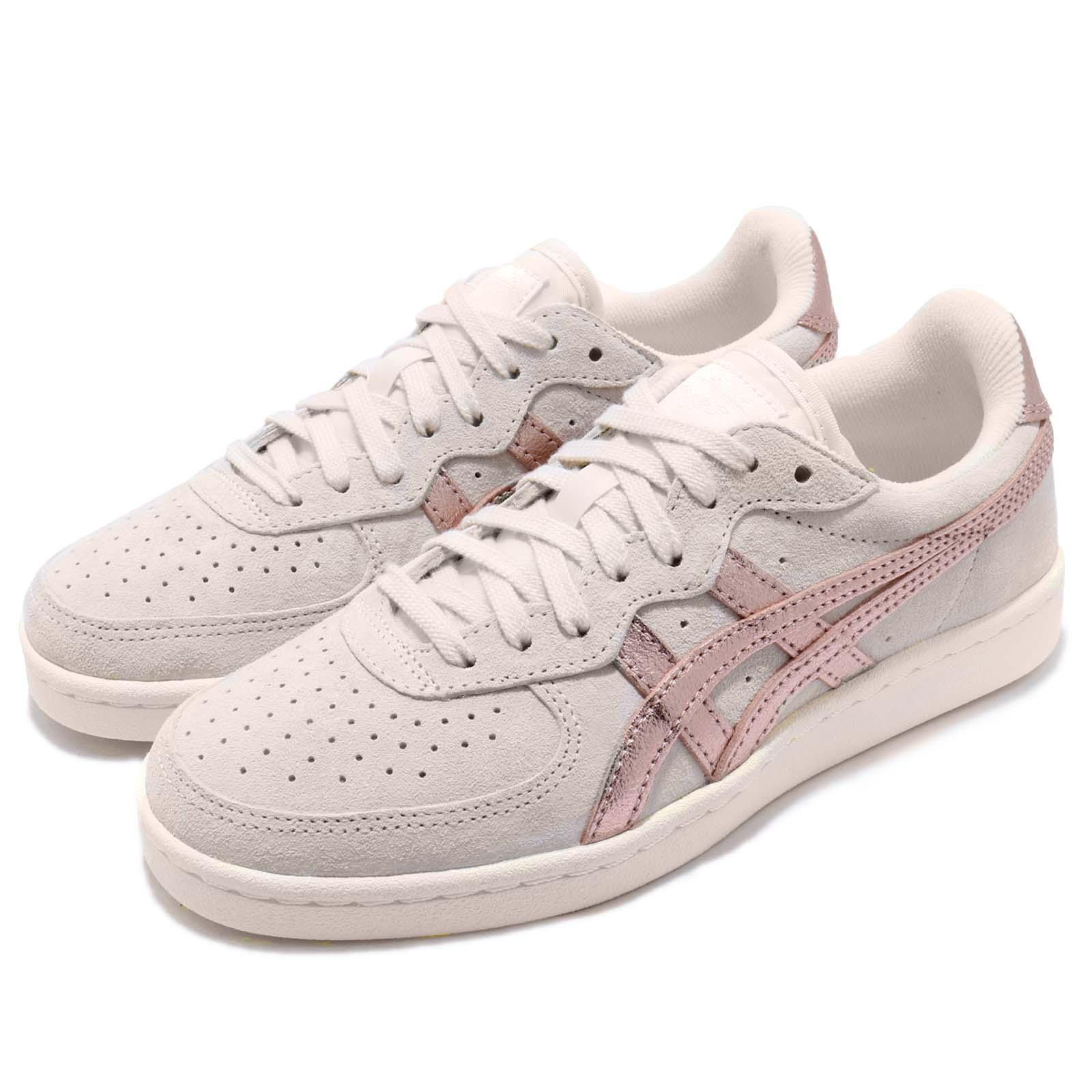 Details about Asics Onitsuka Tiger GSM Cream Rose Water Pink Womens Casual  Shoes 1182A014-100