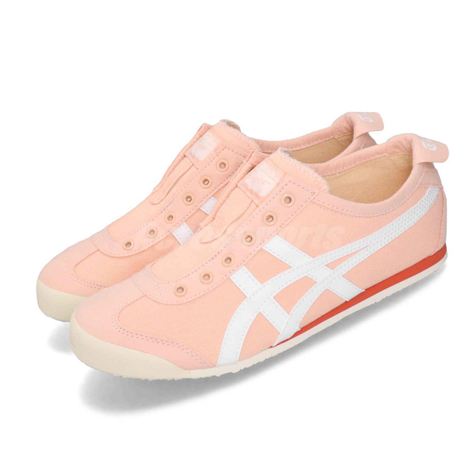 onitsuka tiger mexico 66 grey white gum pink