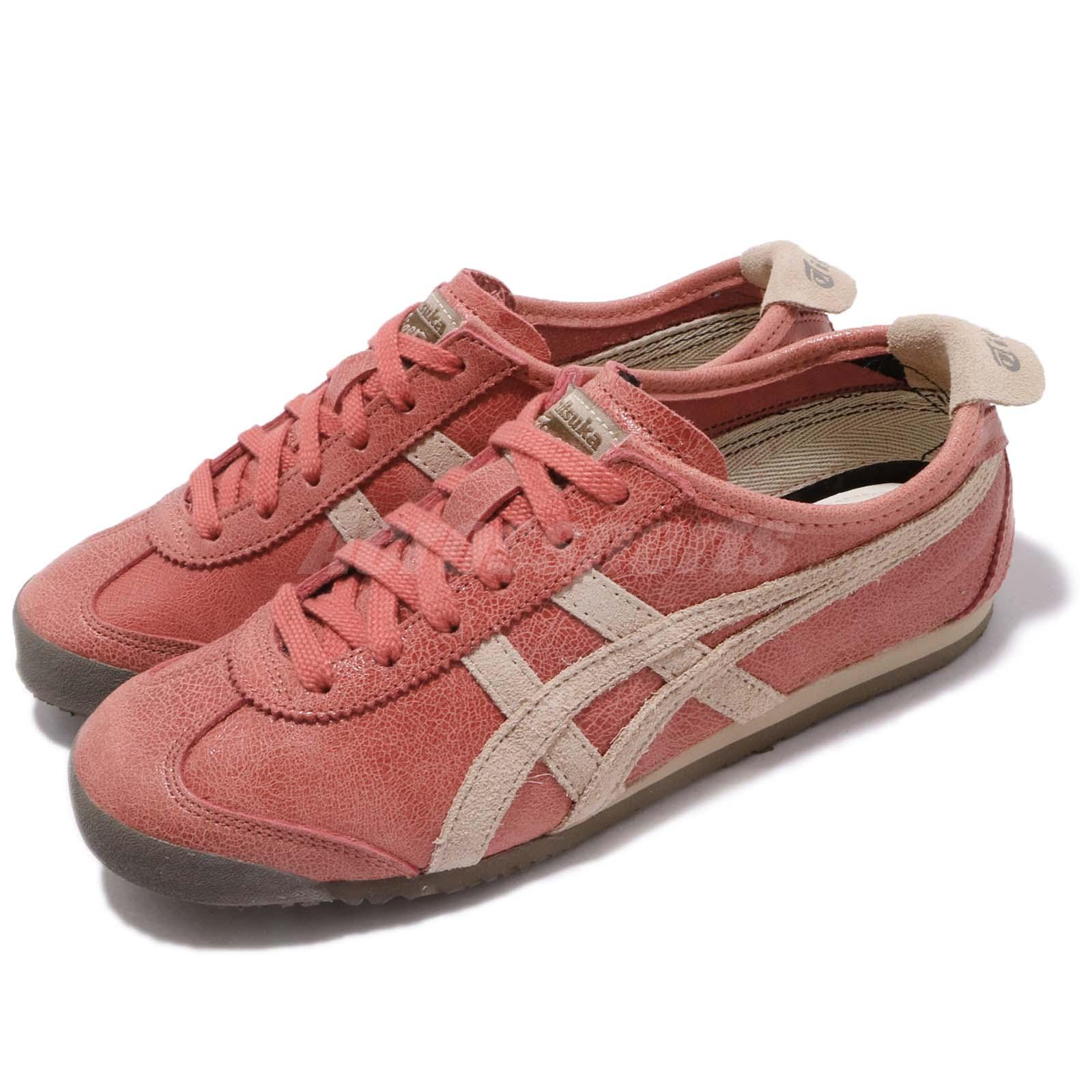 Details about Asics Onitsuka Tiger Mexico 66 Red Brick Men Women Running  Shoes 1183A032-600 5d40e08b18