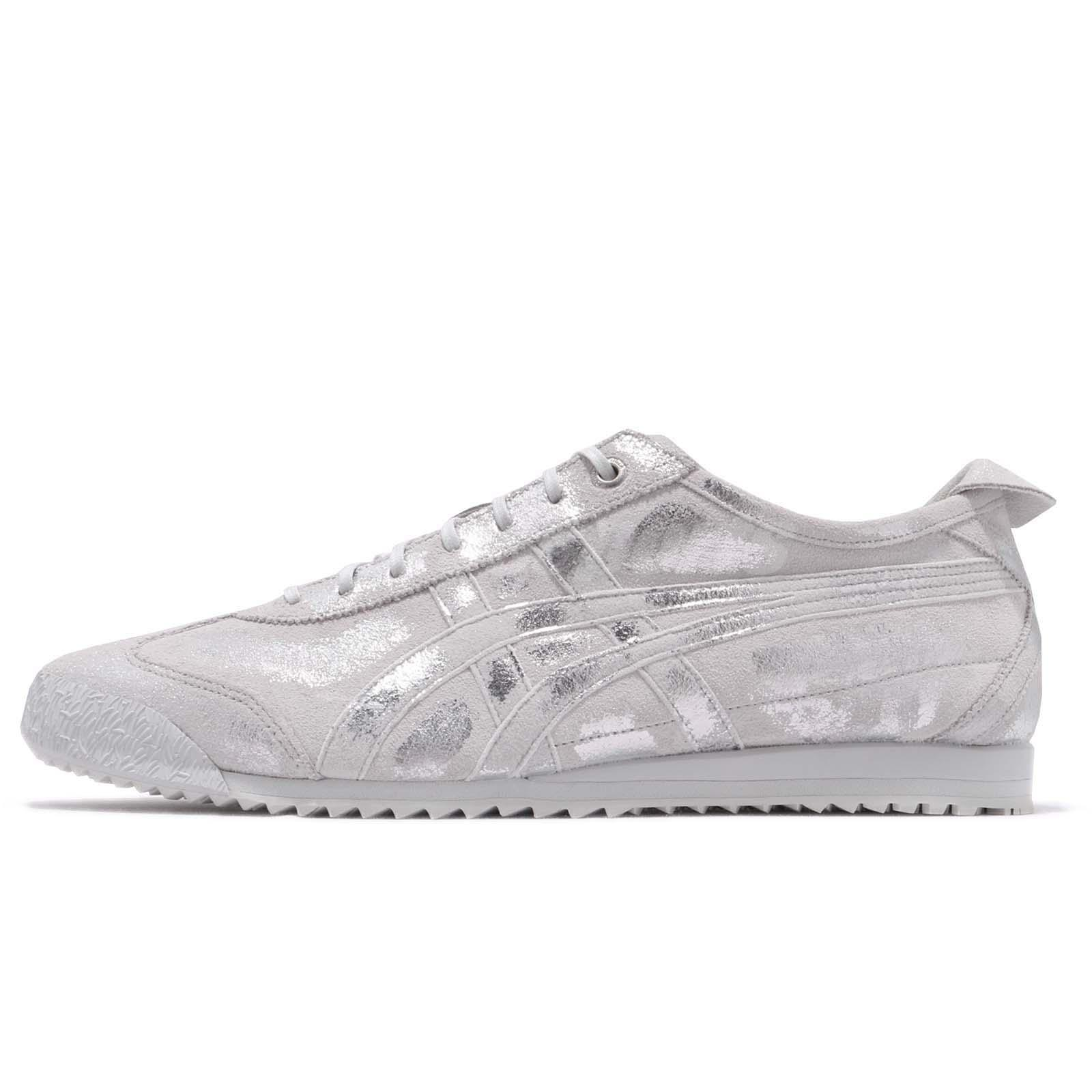 new product 213ae 0148c Details about Asics Onitsuka Tiger Mexico 66 Glacier Grey Silver Men Women  Shoes 1183A190-020
