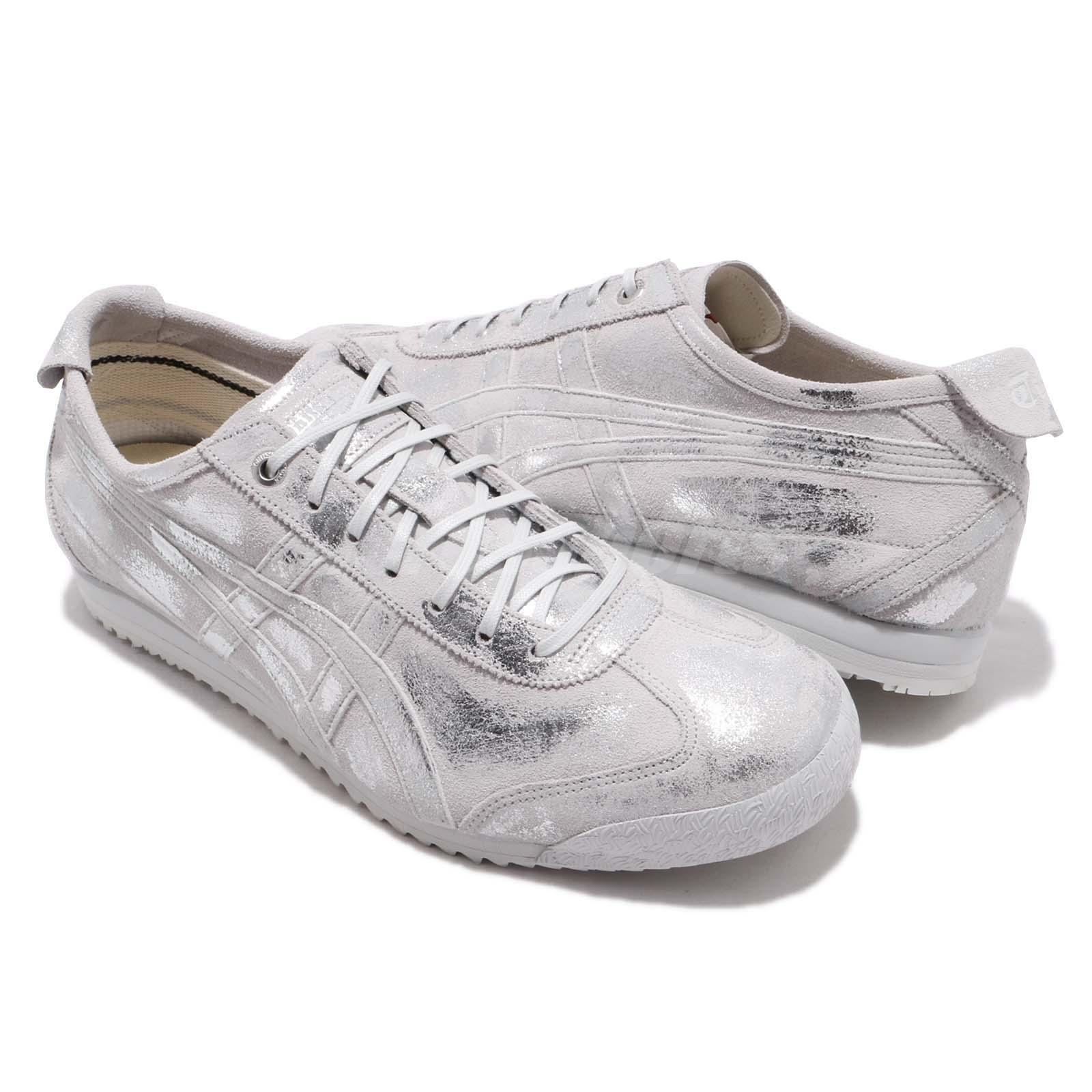 low priced bd656 1ad9d Shoes Asics Onitsuka Tiger Mexico 66 Glacier Grey Silver Men ...