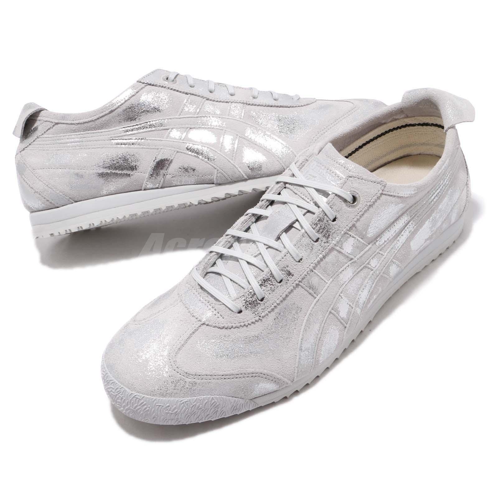 b0c2b011c97ac Details about Asics Onitsuka Tiger Mexico 66 Glacier Grey Silver Men Women  Shoes 1183A190-020