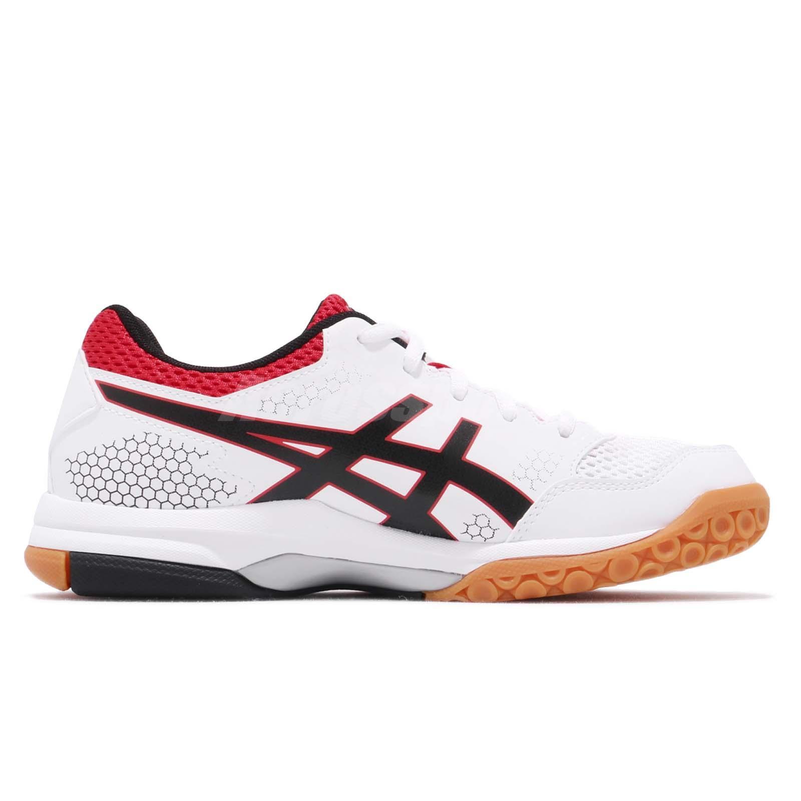 Asics gel rocket squash chaussures pointure 8