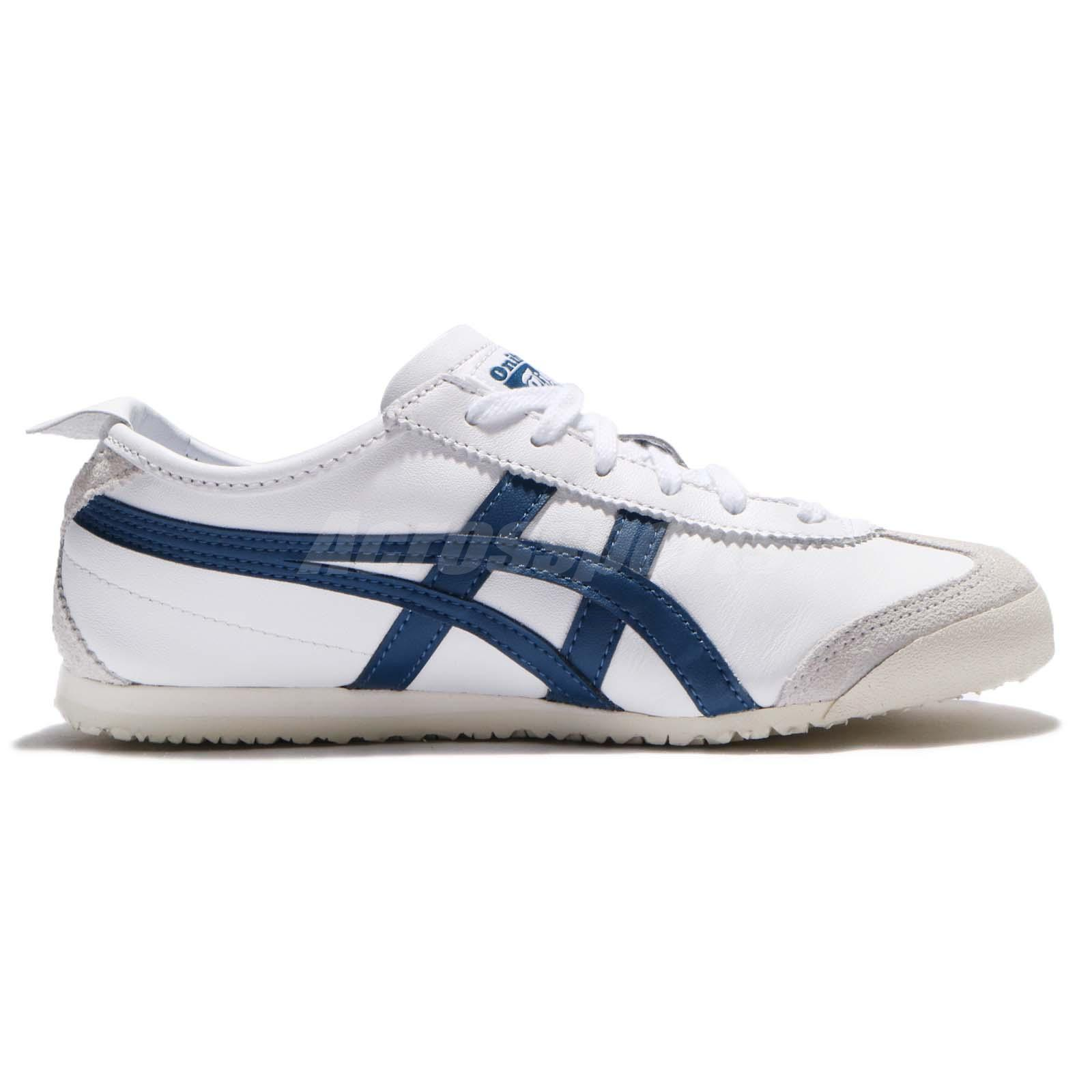 finest selection cae8f 4d5cf ... Condition Brand New With Box 2016 Autumn Authentic Asics Onitsuka Tiger  Mexico 66 White Blue X1T04tBD larger image ...