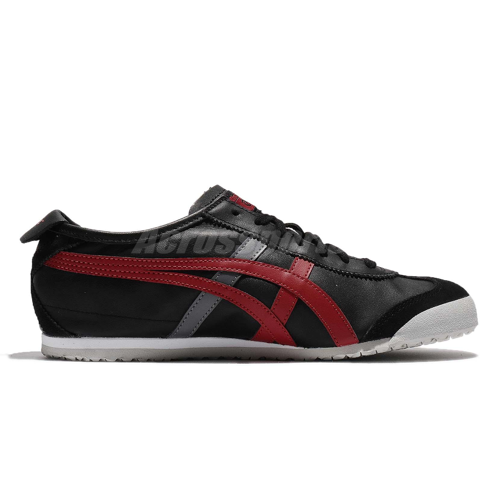 onitsuka tiger mexico 66 black and red 08