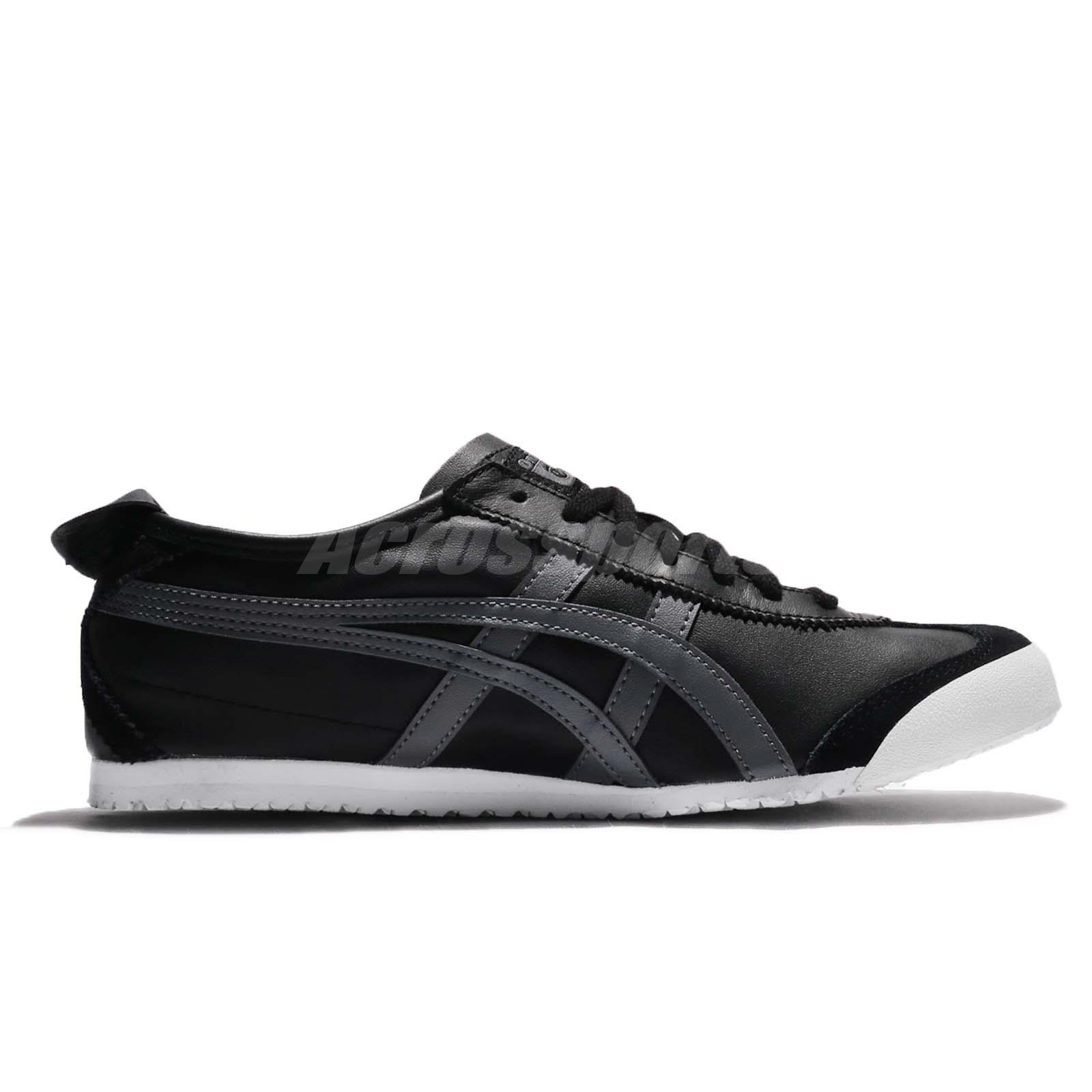 innovative design cec52 10981 Details about Asics Onitsuka Tiger Mexico 66 Black Carbon Men Shoes  Sneakers D4J2L-9097