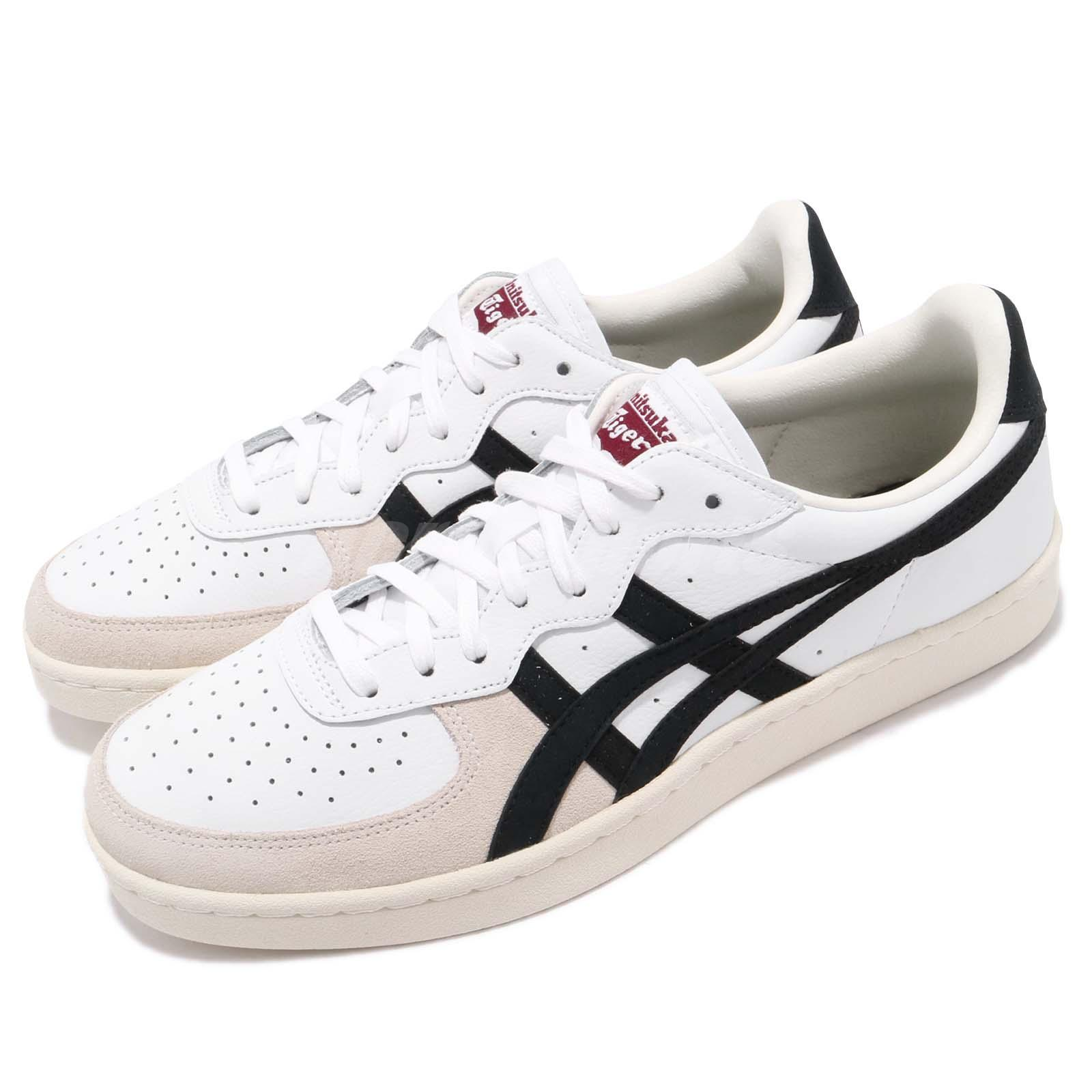 Details about Asics Onitsuka Tiger GSM White Black Men Women Vintage Shoes  Sneaker D5K2Y-0190
