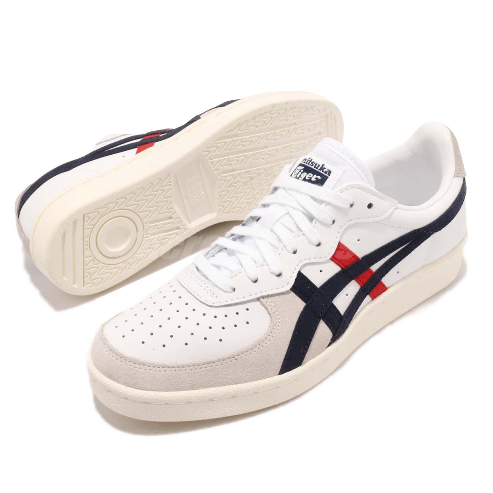 uk availability fceee 85446 Details about Asics Onitsuka Tiger GSM White Peacoat Men Casual Shoes  Sneakers D5K2-Y100